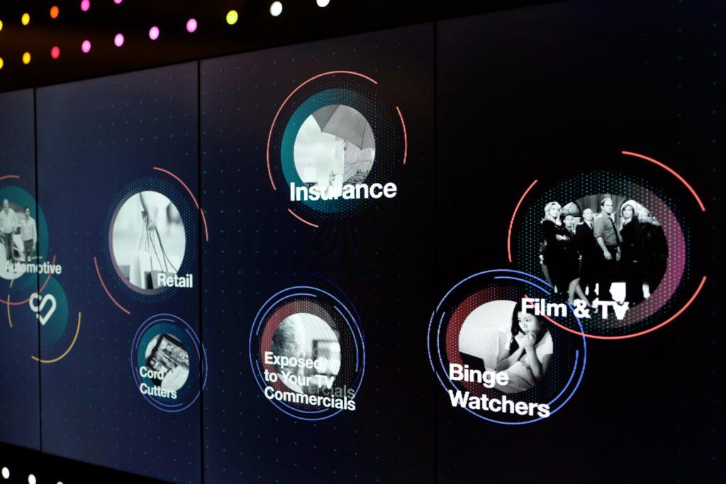 Samba TV Interactive Data Visualization