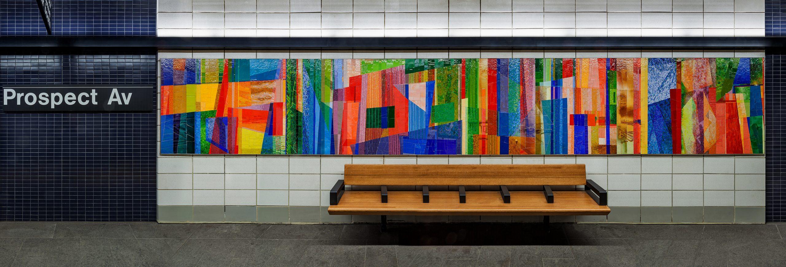 Duration- Prospect Avenue subway station