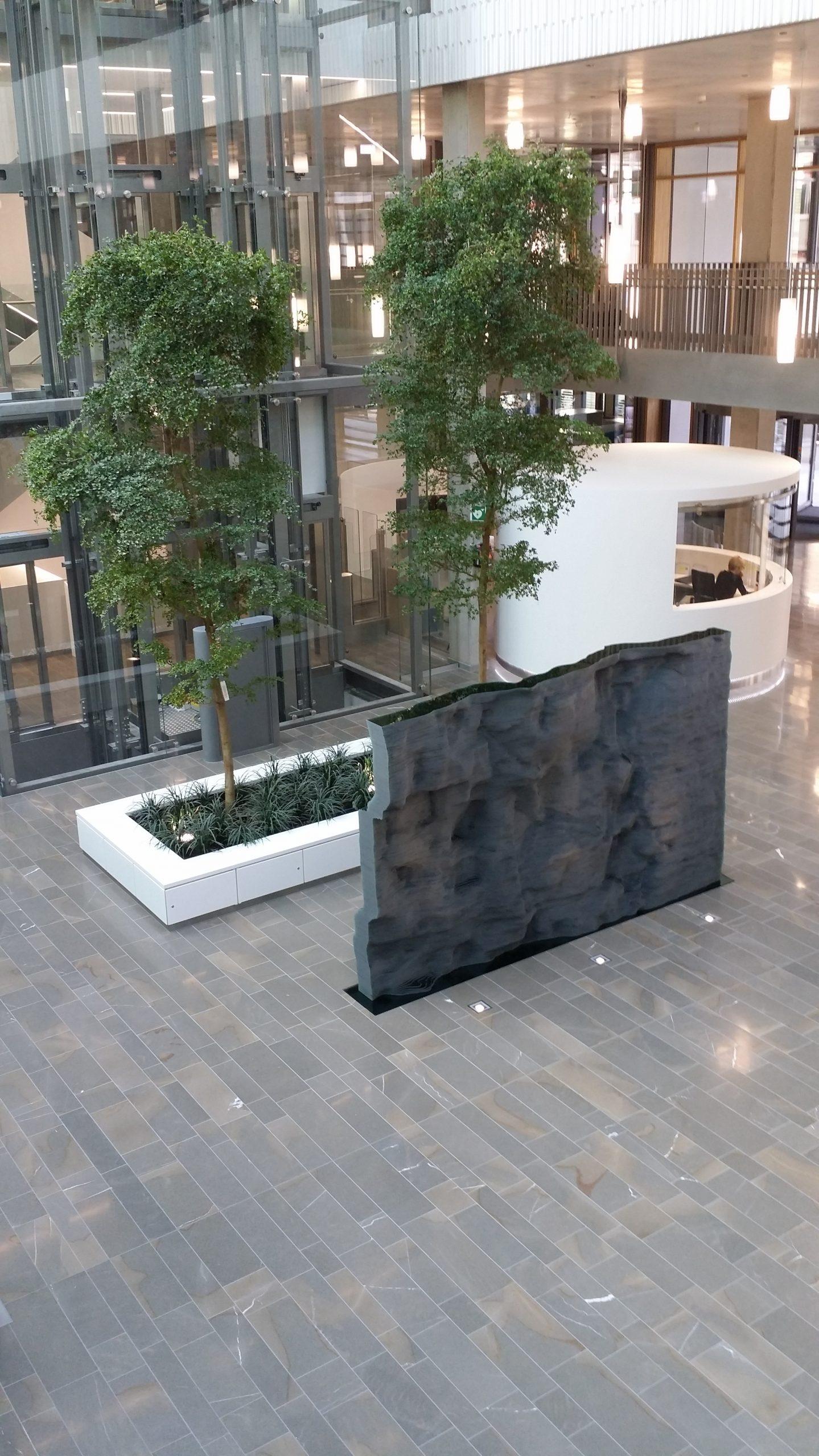 """Spot"" at Mercier Building, Luxembourg"