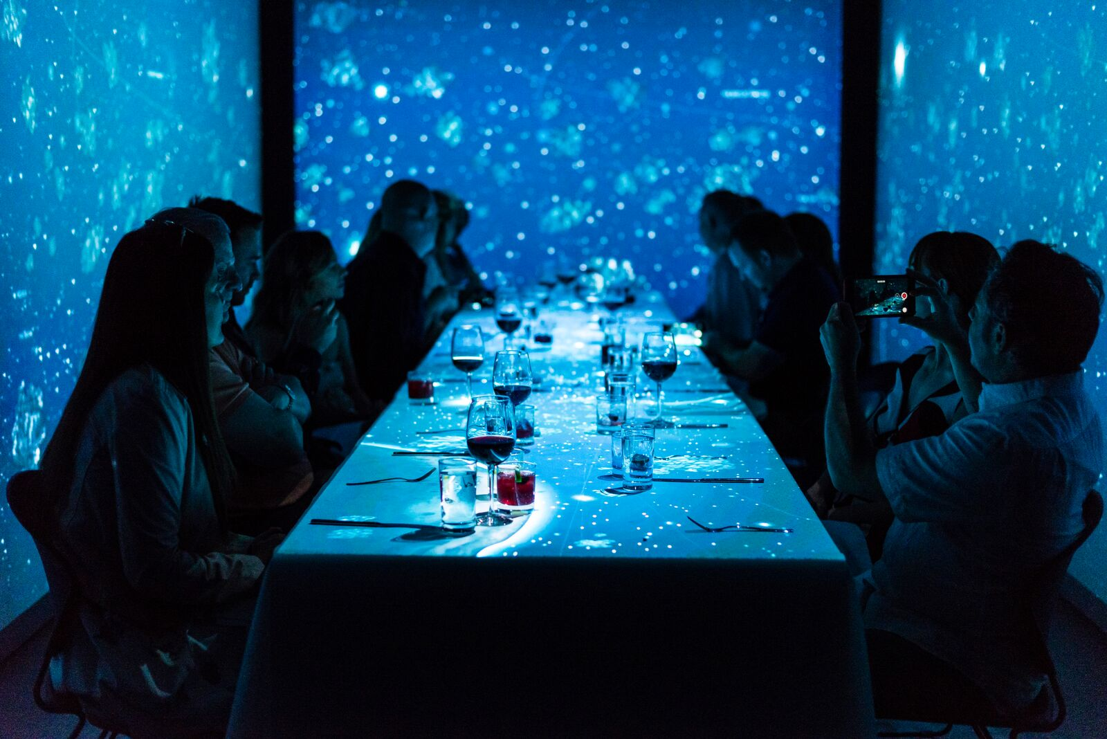 Experience Dining