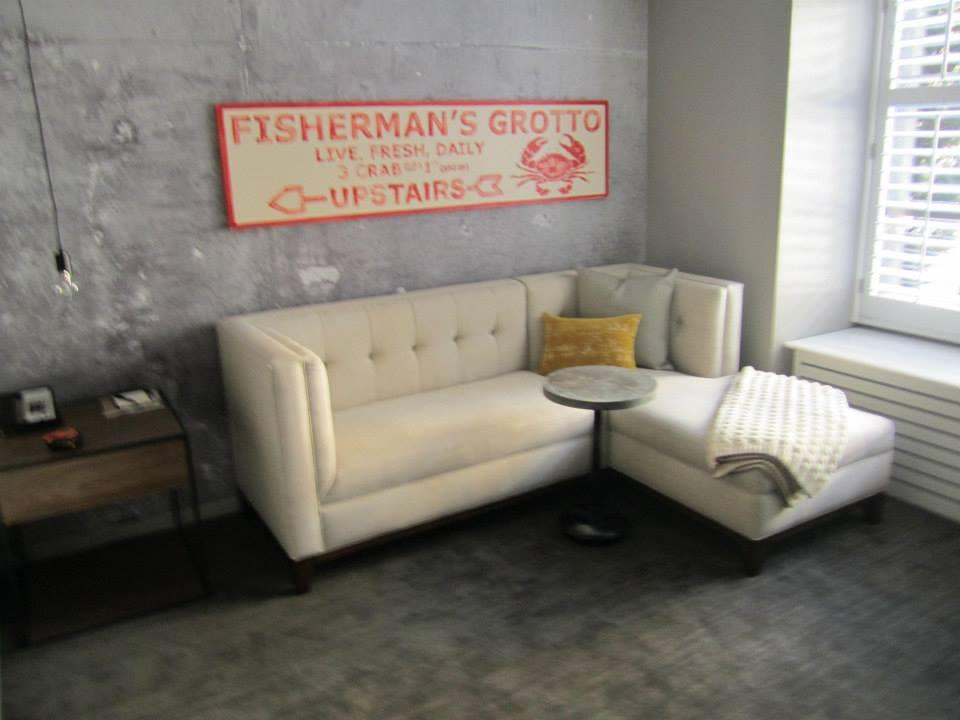 Custom Guestroom Art | Pier 2620 Hotel