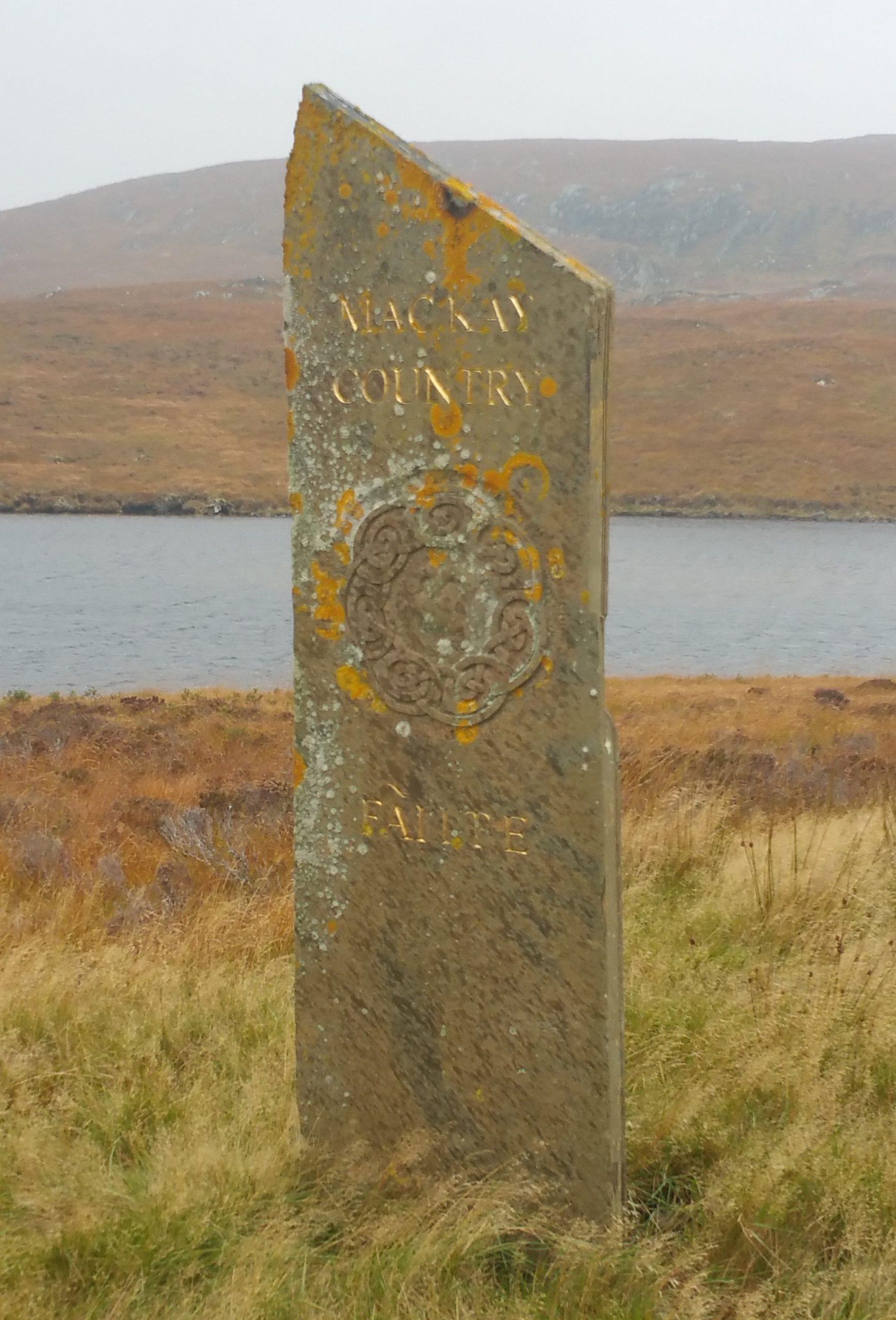 Dalharrold Wind Harp – Mackay Clan