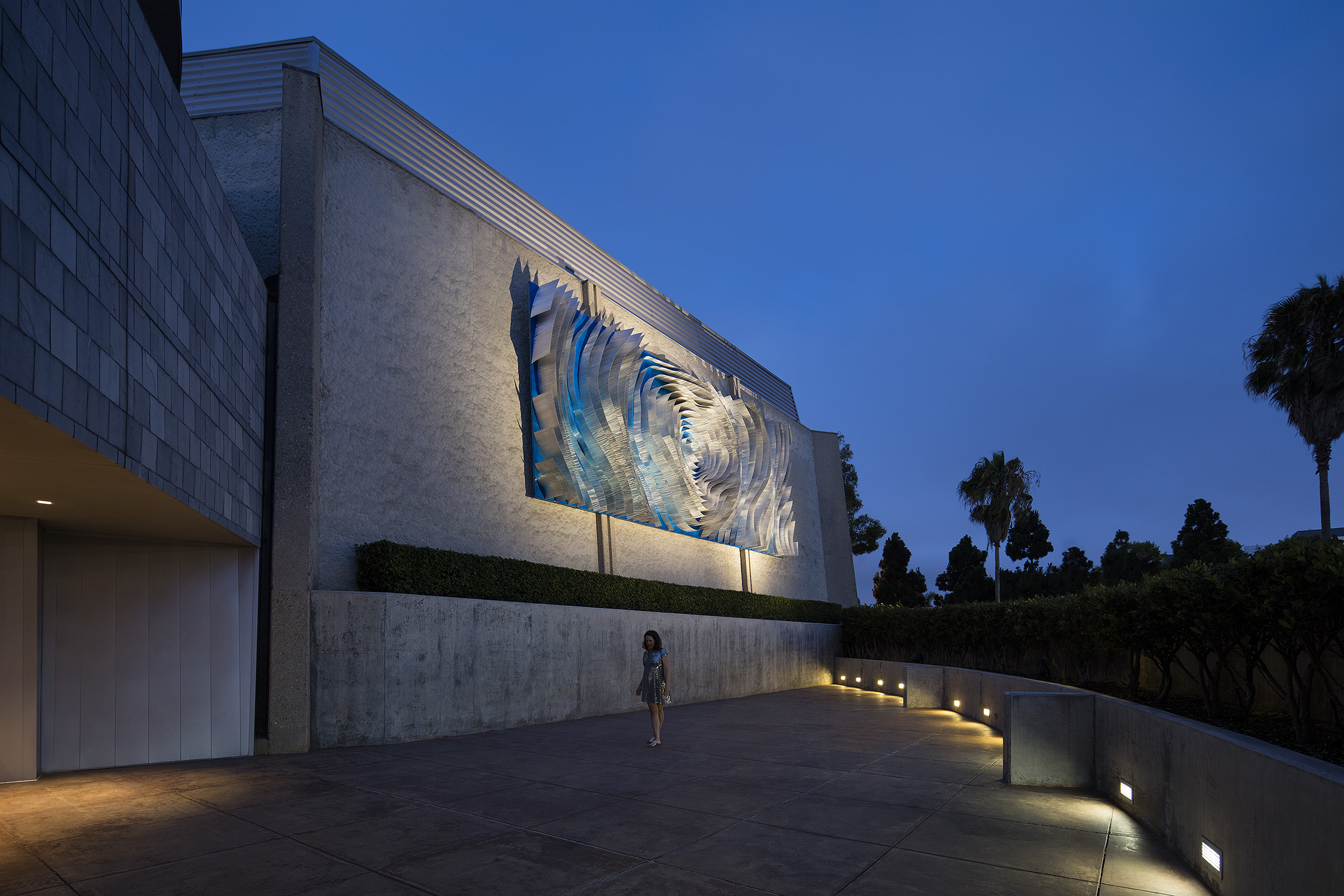Redondo Beach Performing Arts Center | Waves