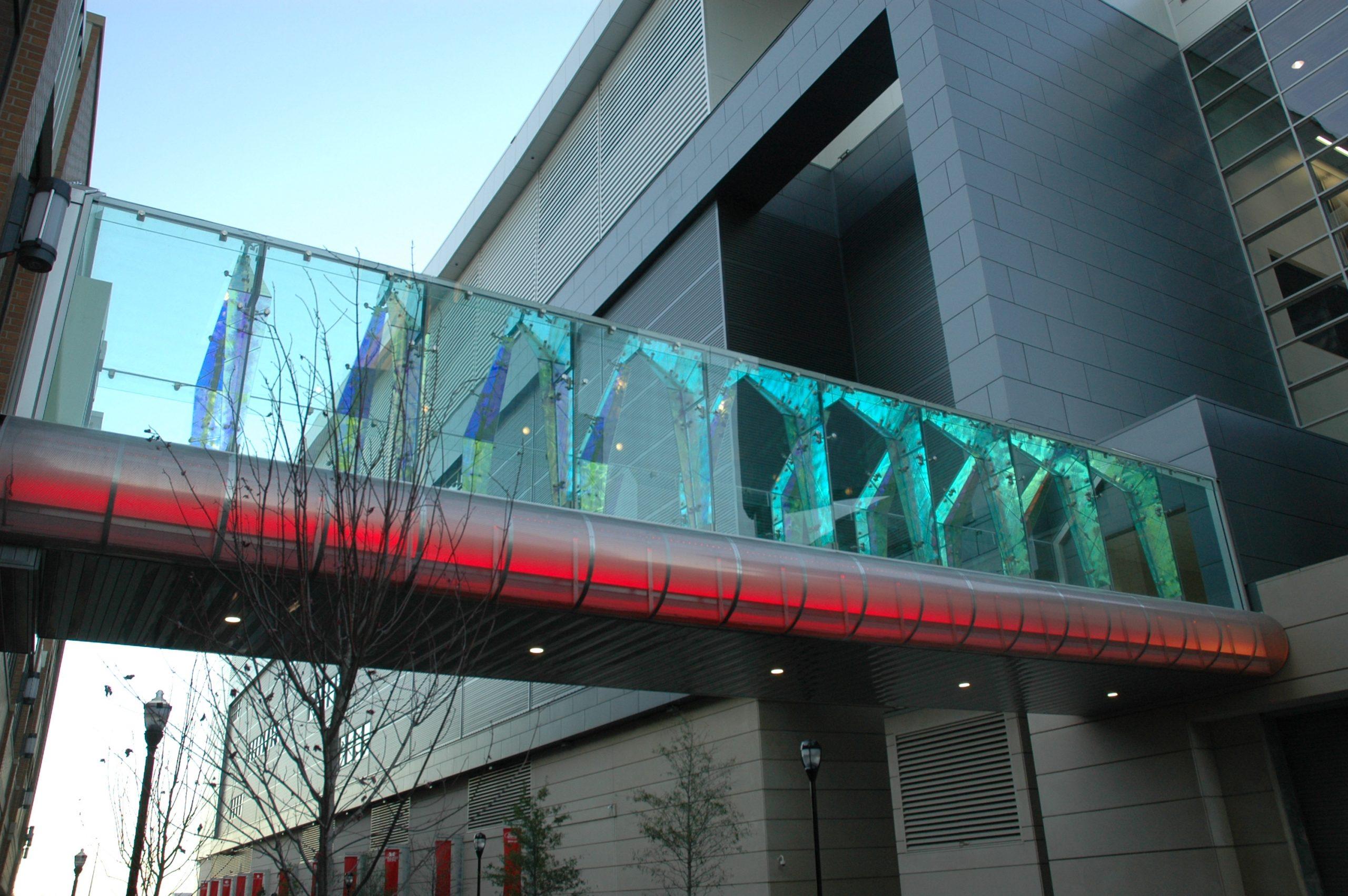 Louisville Arena Pedway