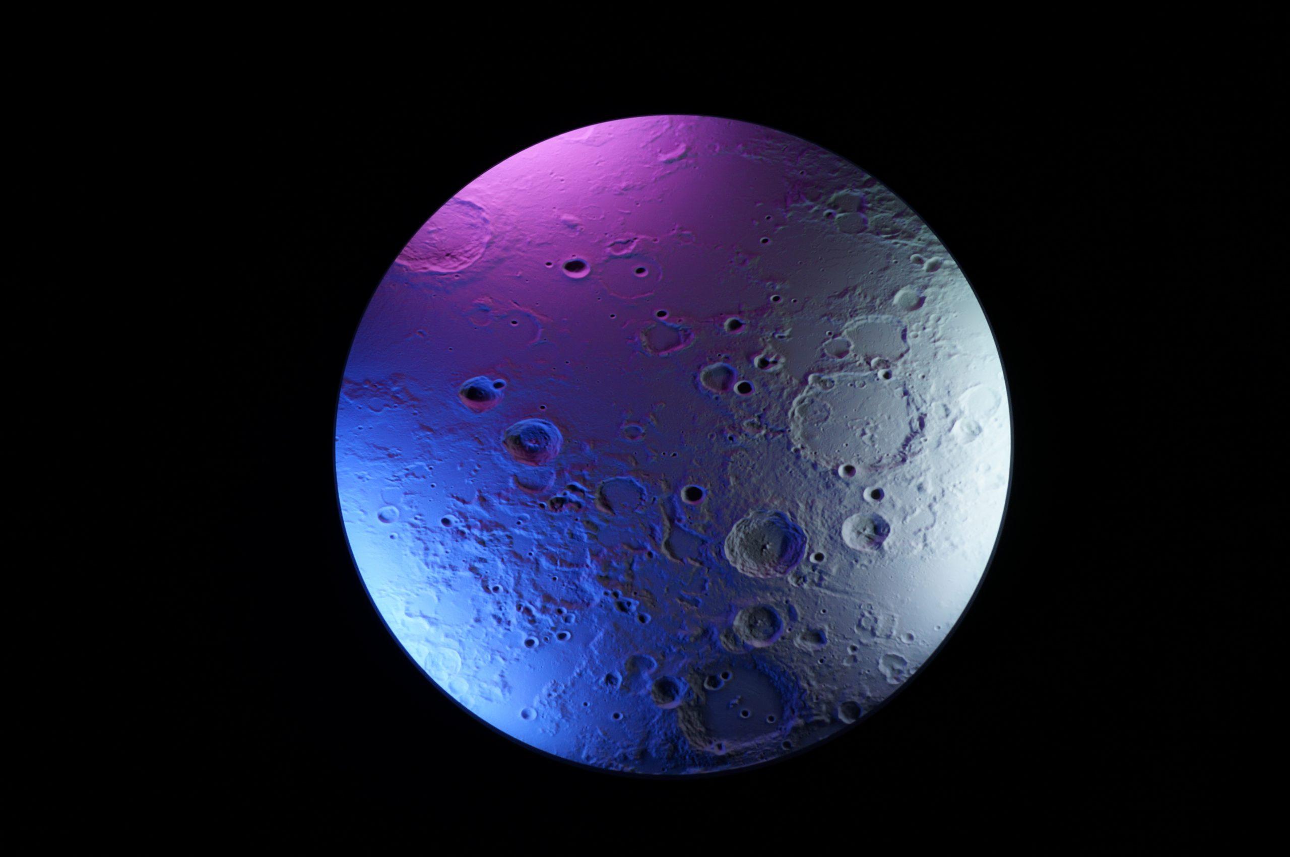 Moon with Many Suns