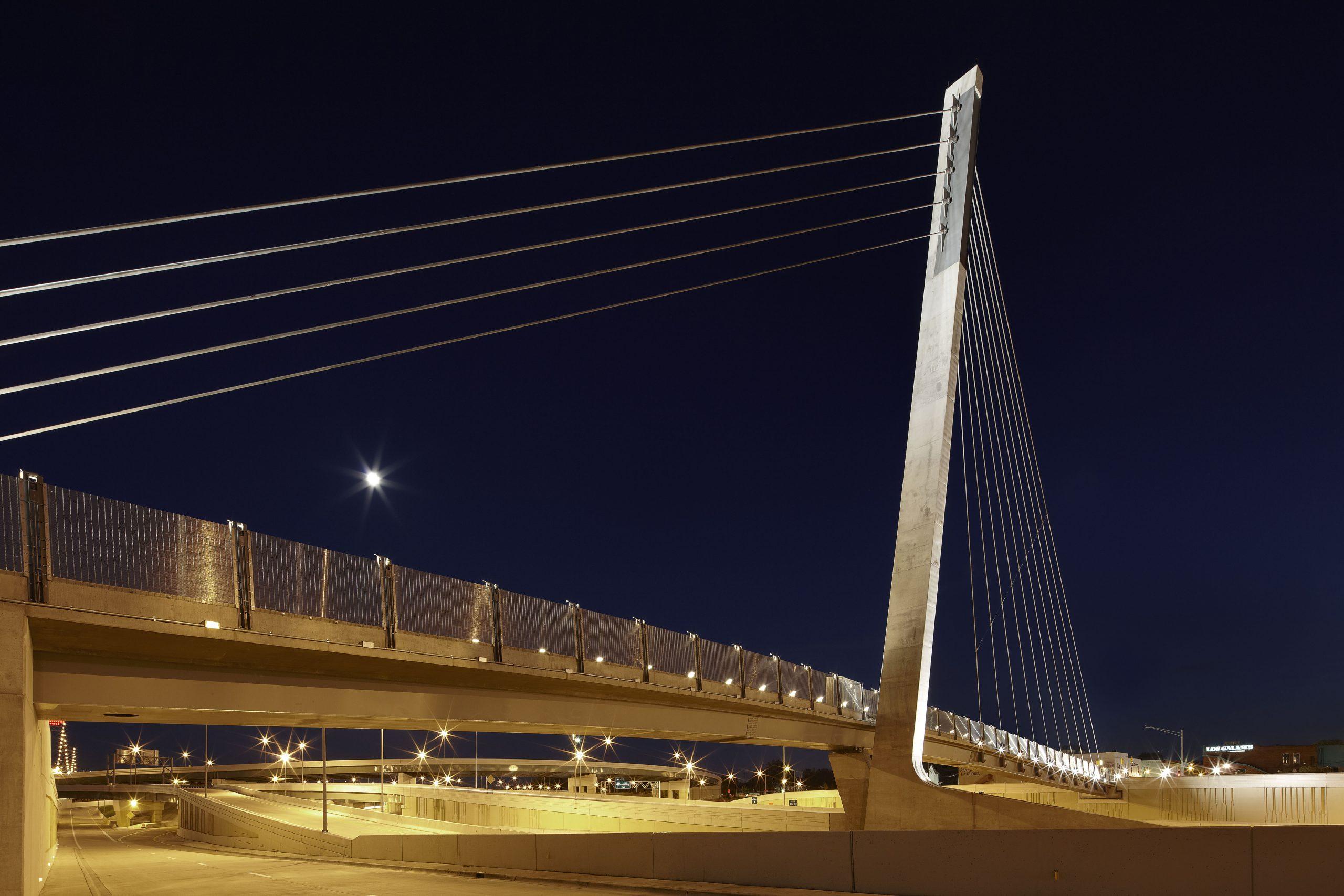 Bagley Pedestrian Bridge