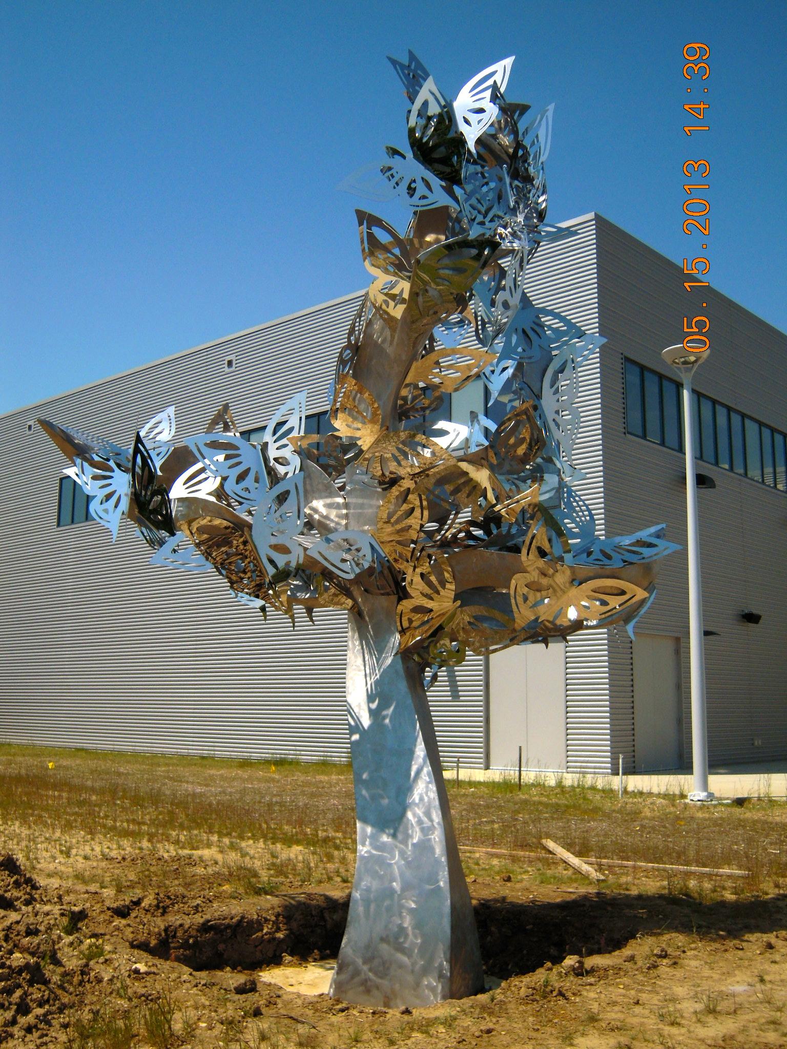 Southern Regional Tech/Rec Center Public Art