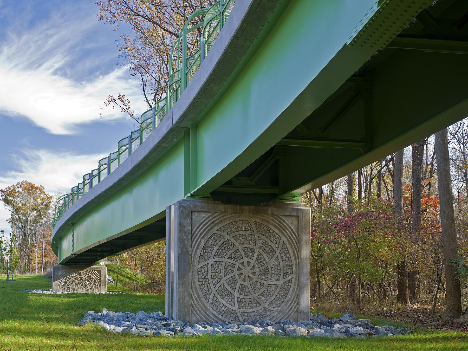 Rock Creek Pedestrian Bridge