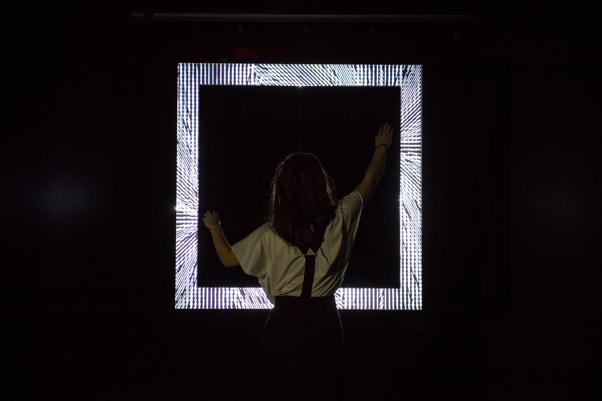 Frames exhibition