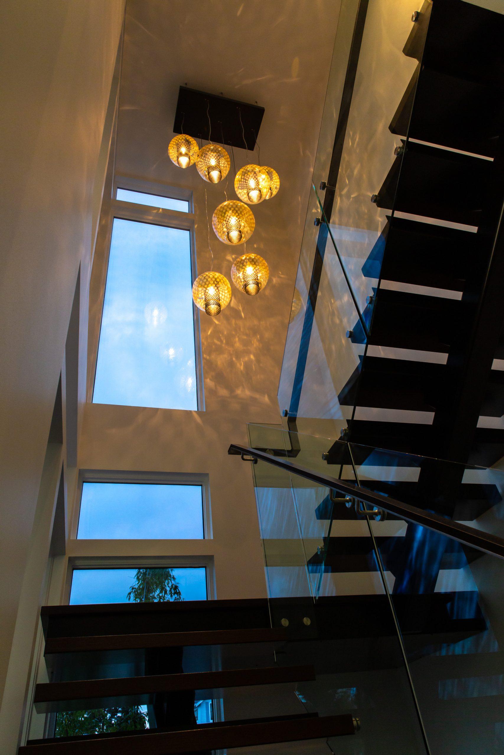 GALAXIA Stairwell Foyer