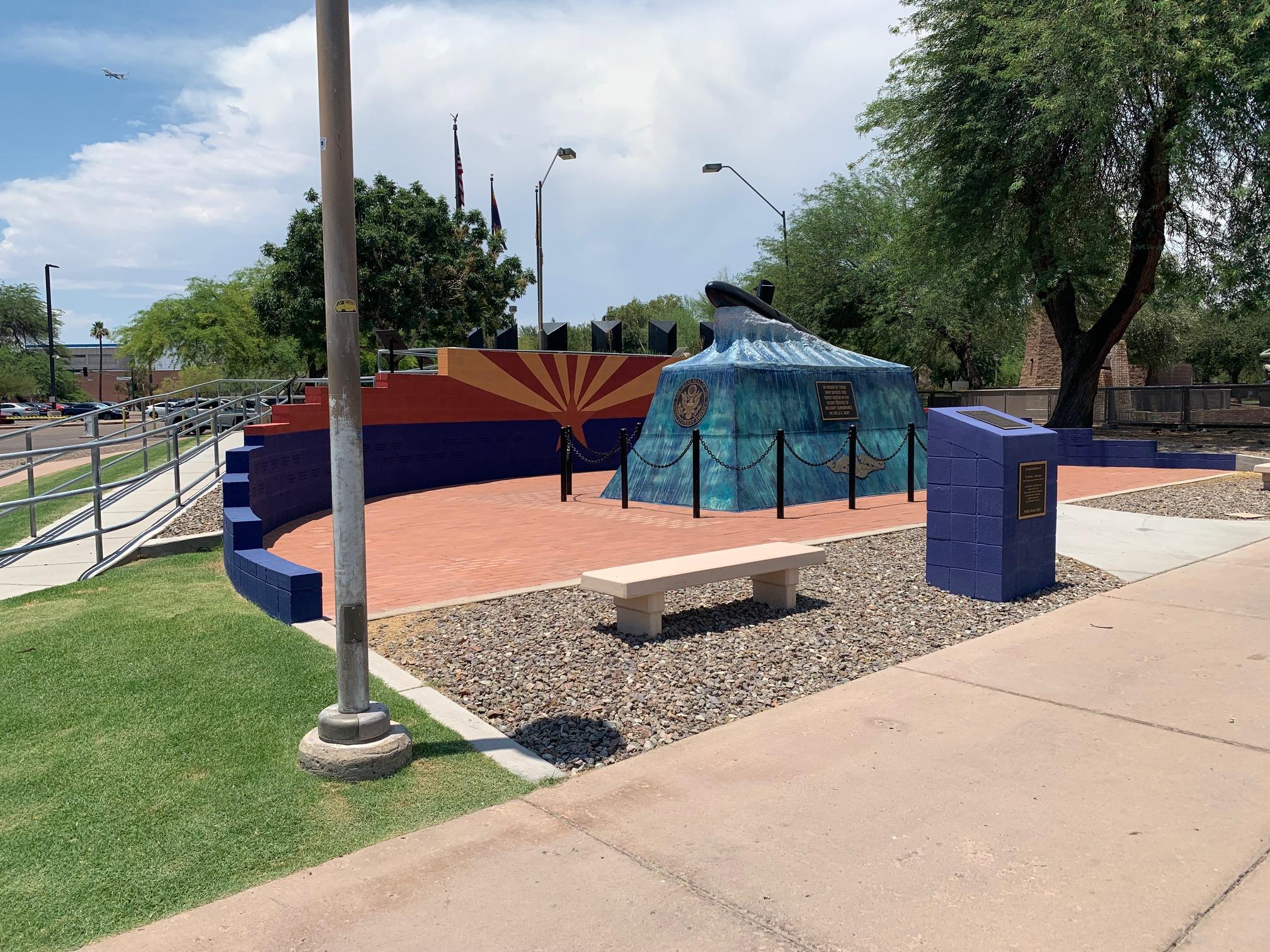 Arizona Silent Service Memorial
