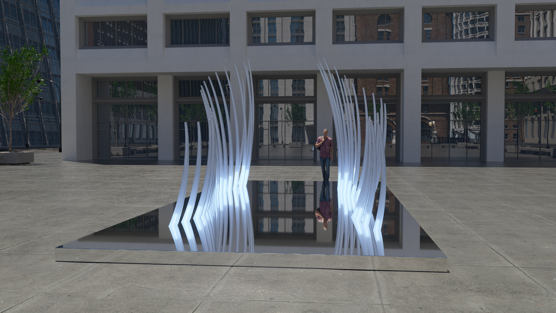 UNI-VERSE Sculpture