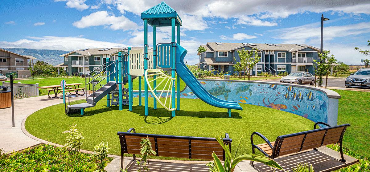 Kihei Playground Mosaic