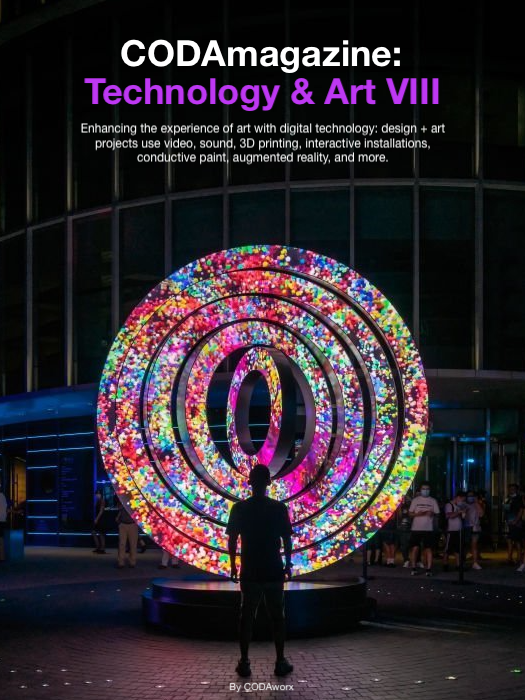 Tech and Art Cover