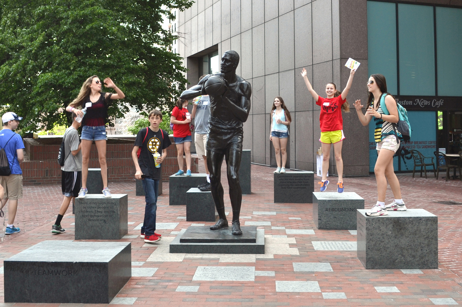 The Bill Russell Legacy Project
