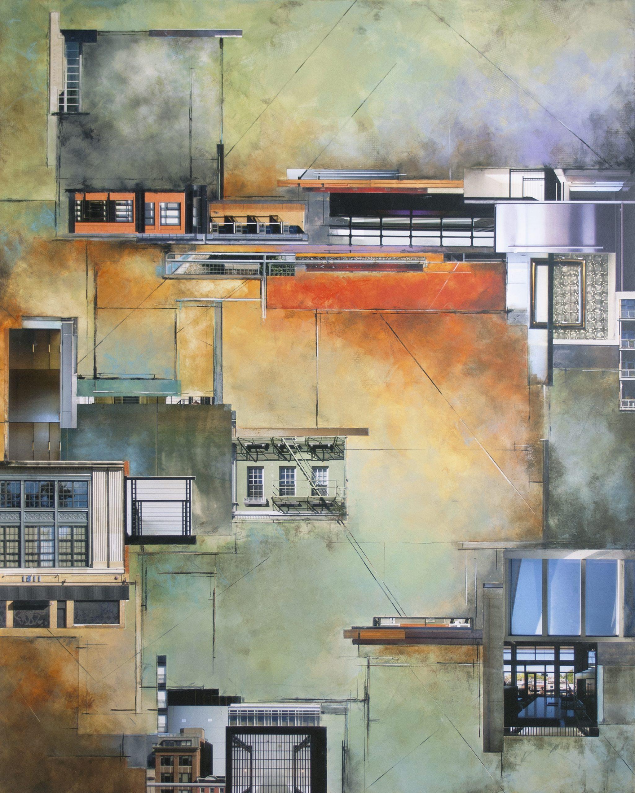 Washington DC Penthouse Loft