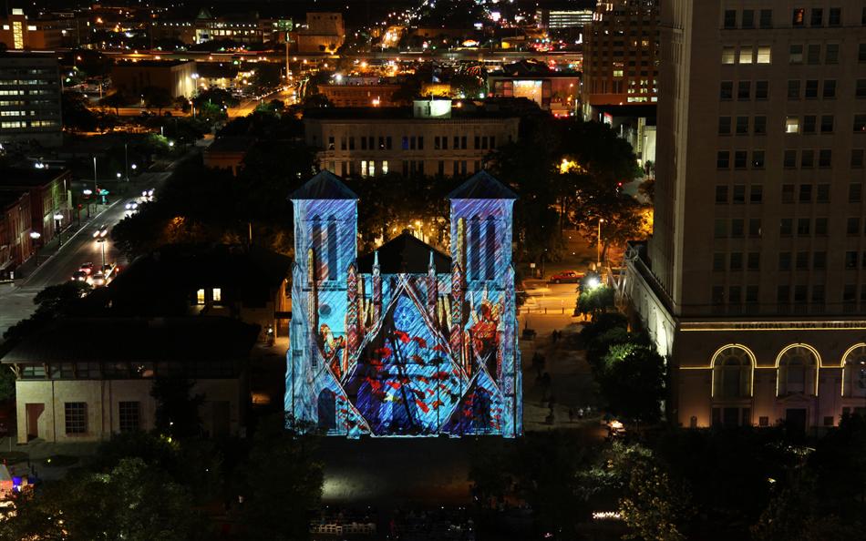 San Antonio | The Saga