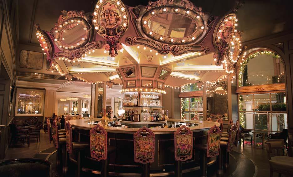 Carousel Bar & Lounge