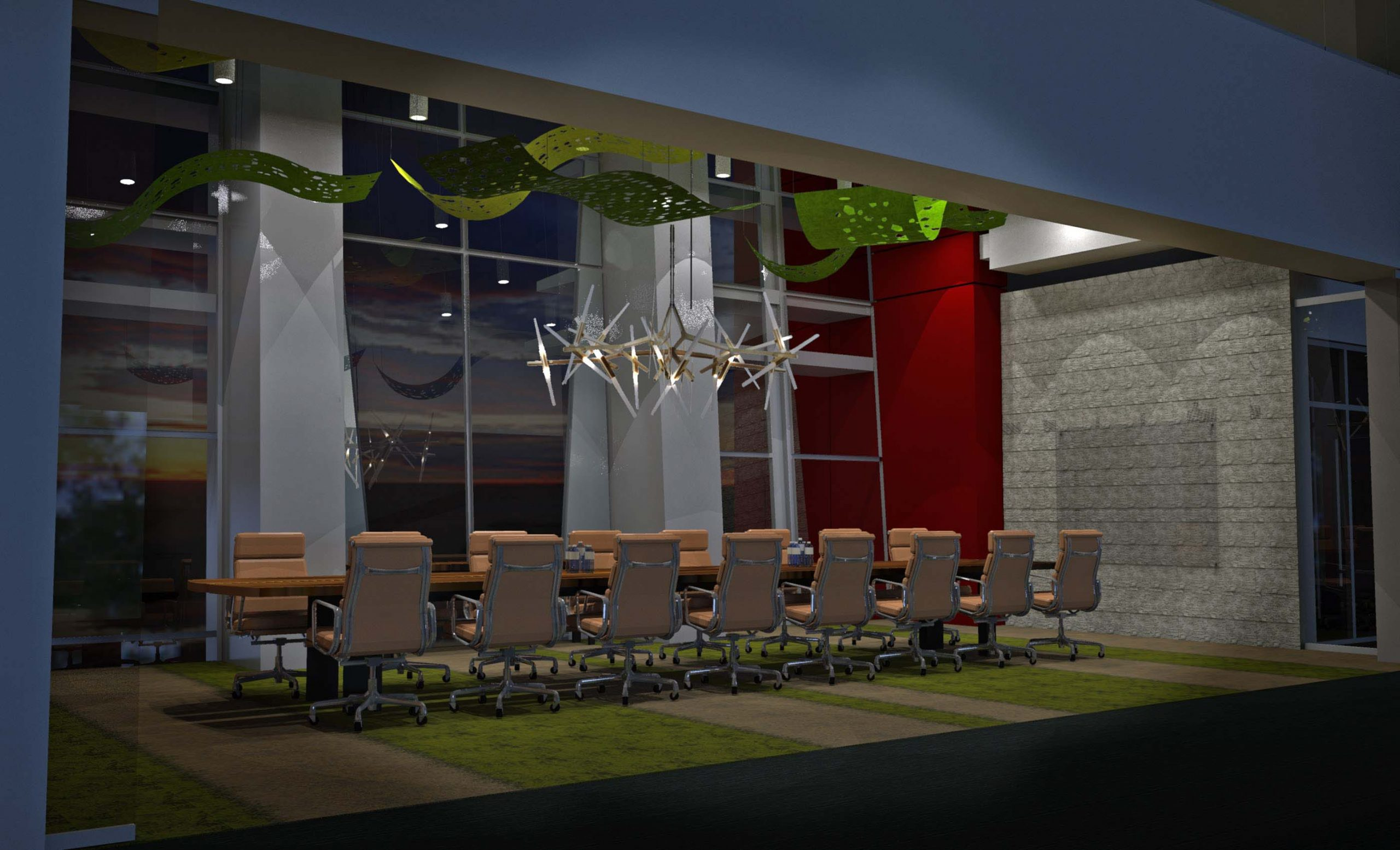 Red Ventures – Backyard Boardroom