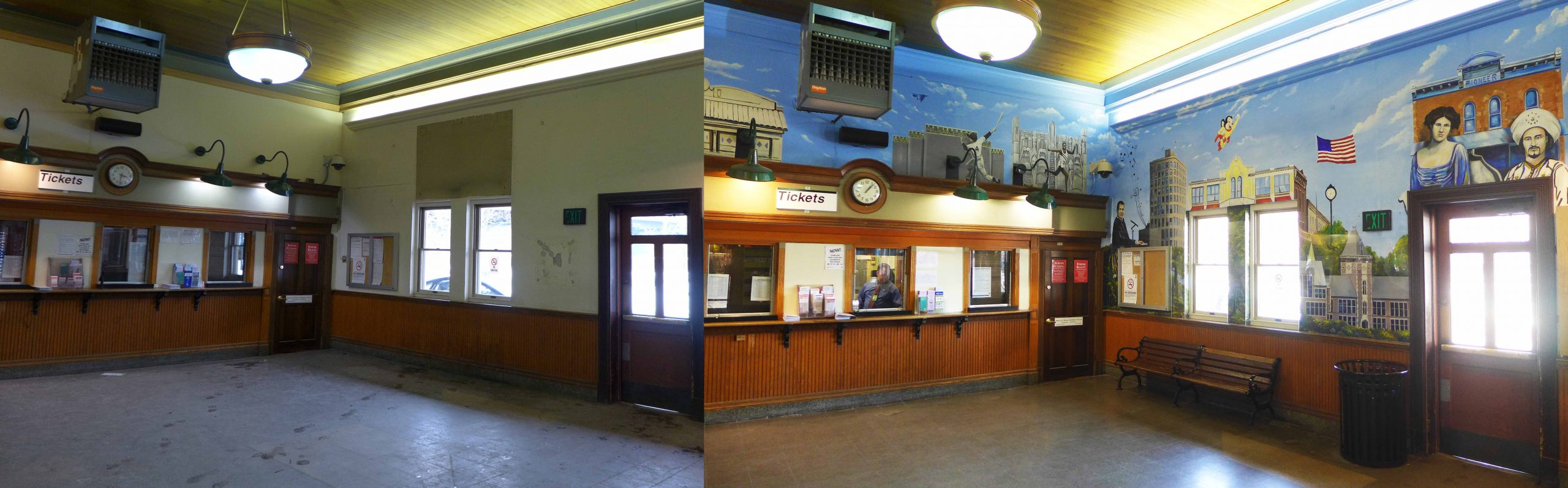 Story of New Rochelle Murals