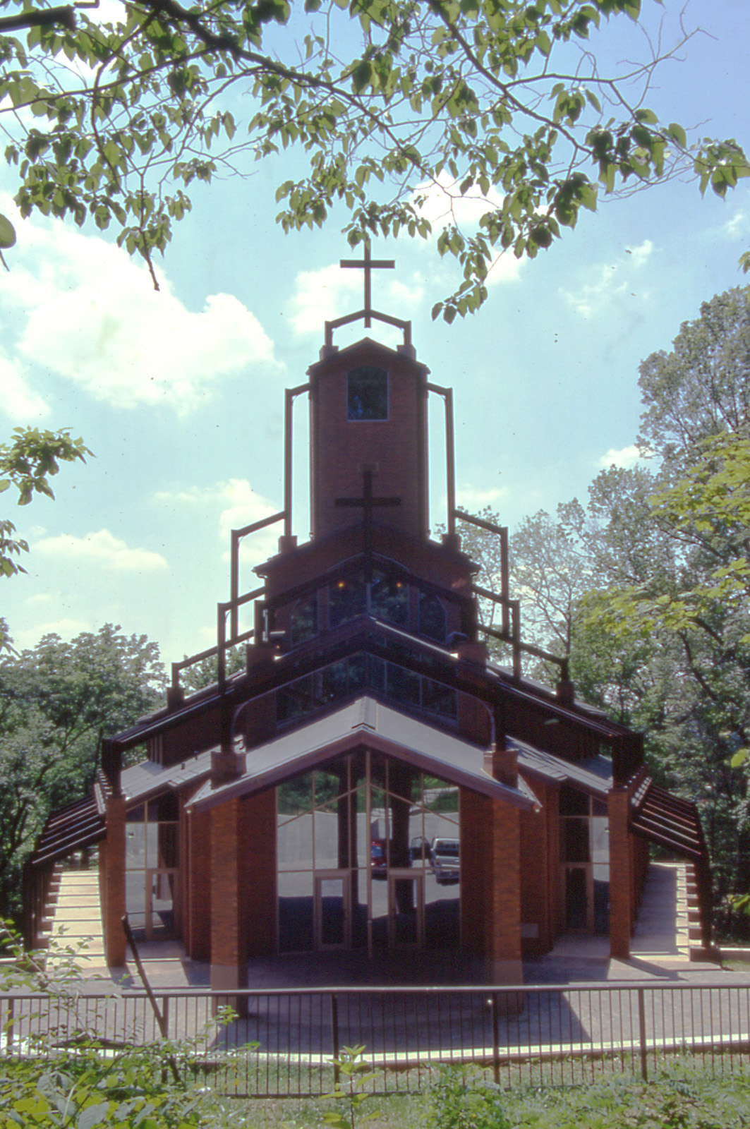 Our Lady in the Woods Chapel