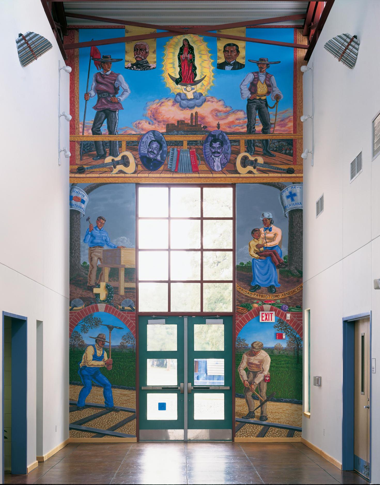Zaragoza Recreation Center