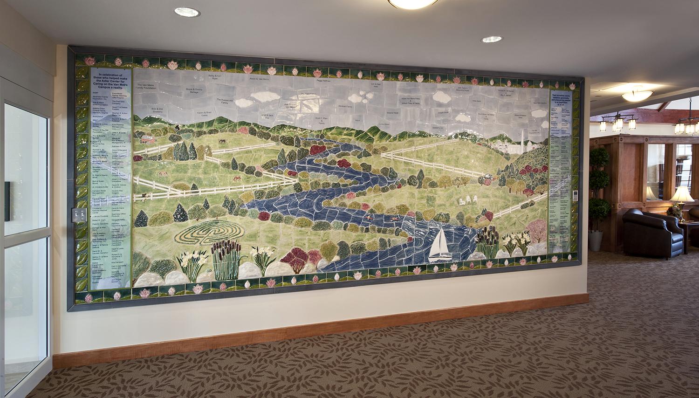Donor Wall Shenandoah Journey