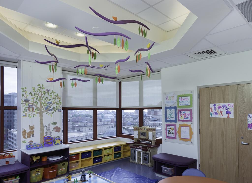 Playroom Children's Hospital