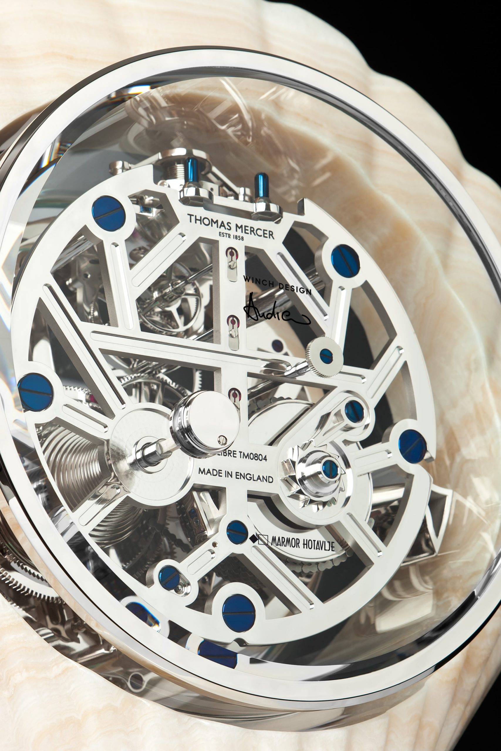 Chelys – Exclusive Timekeeper