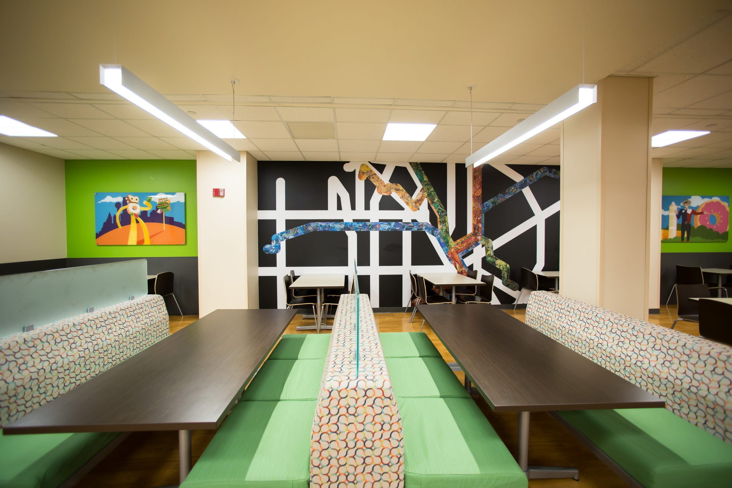 Dining Car at Children's Health
