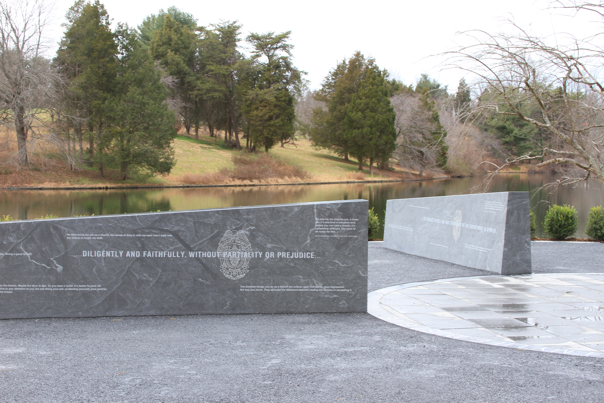 Public Safety Officer's Memorial