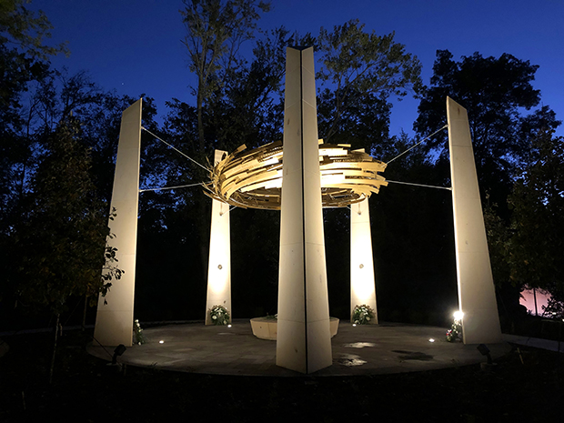 Wreath of Honor, Fallen Five Memorial