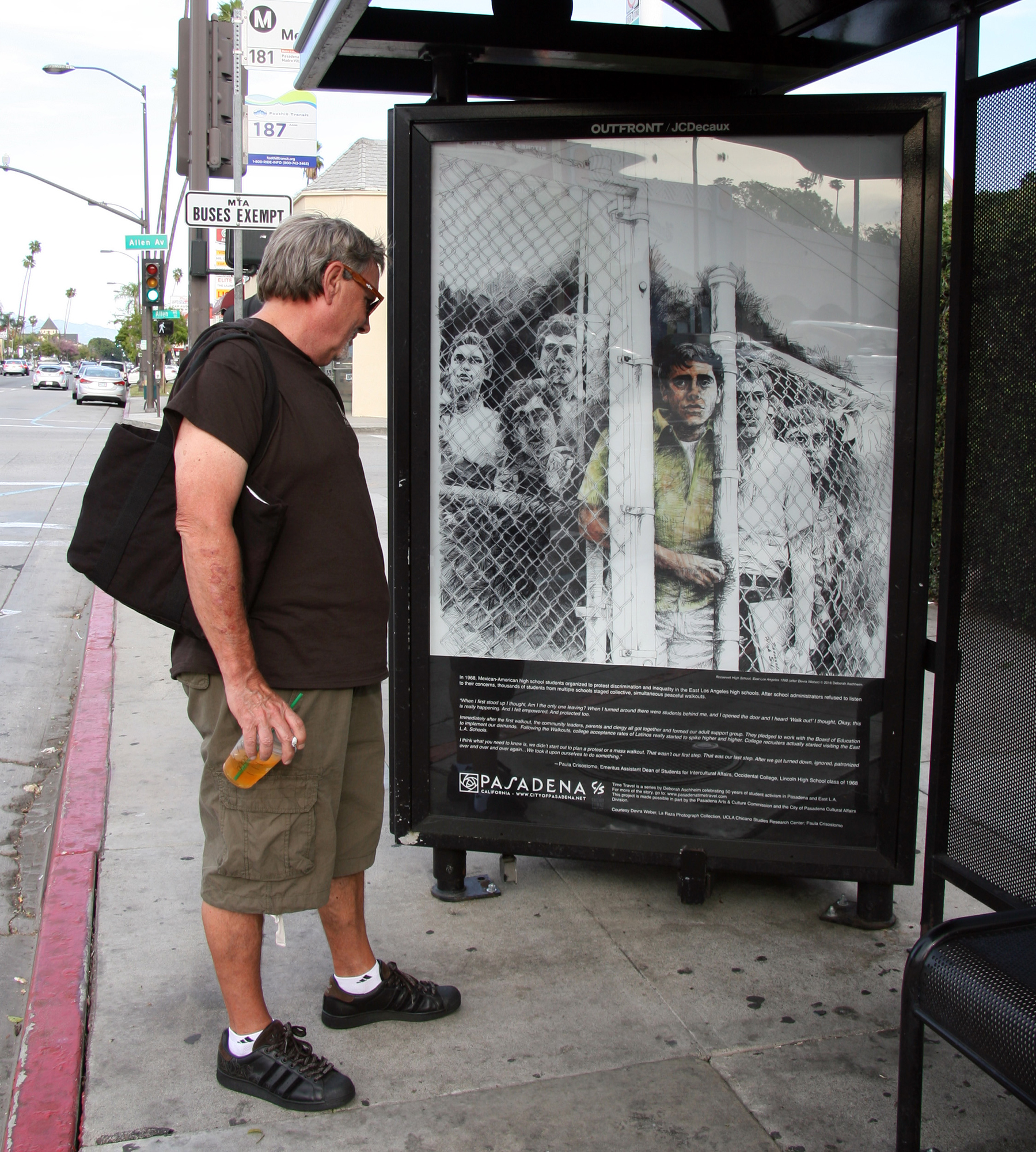 Pasadena Time Travel