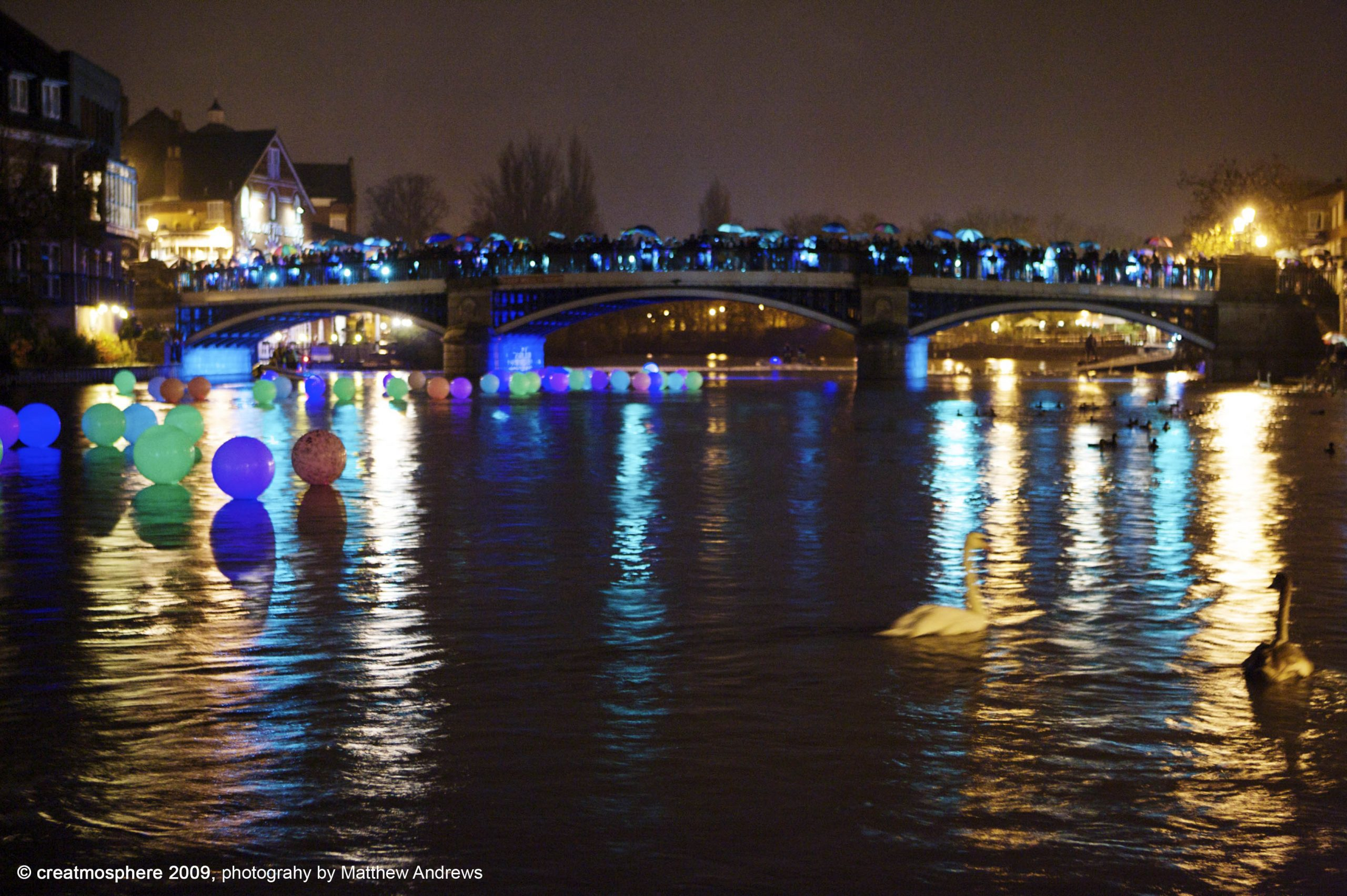 River of Light by Creatmosphere