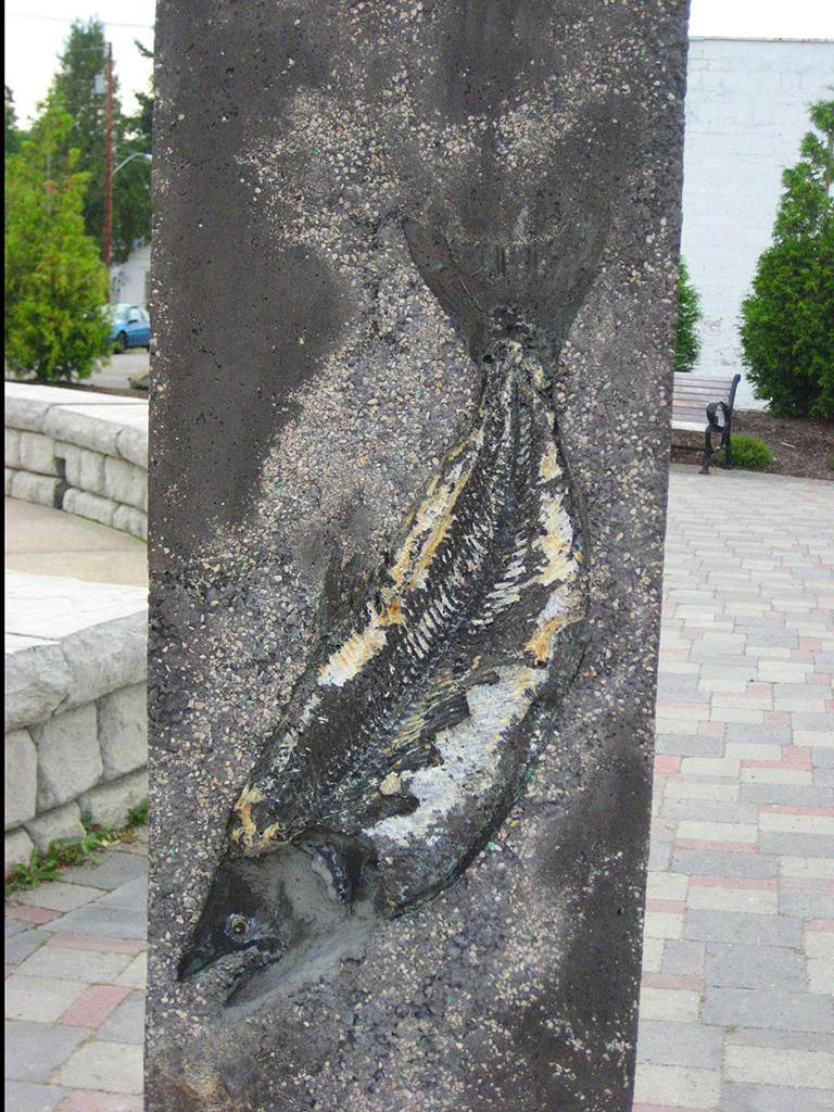 Riverwalk Markers & Monoliths