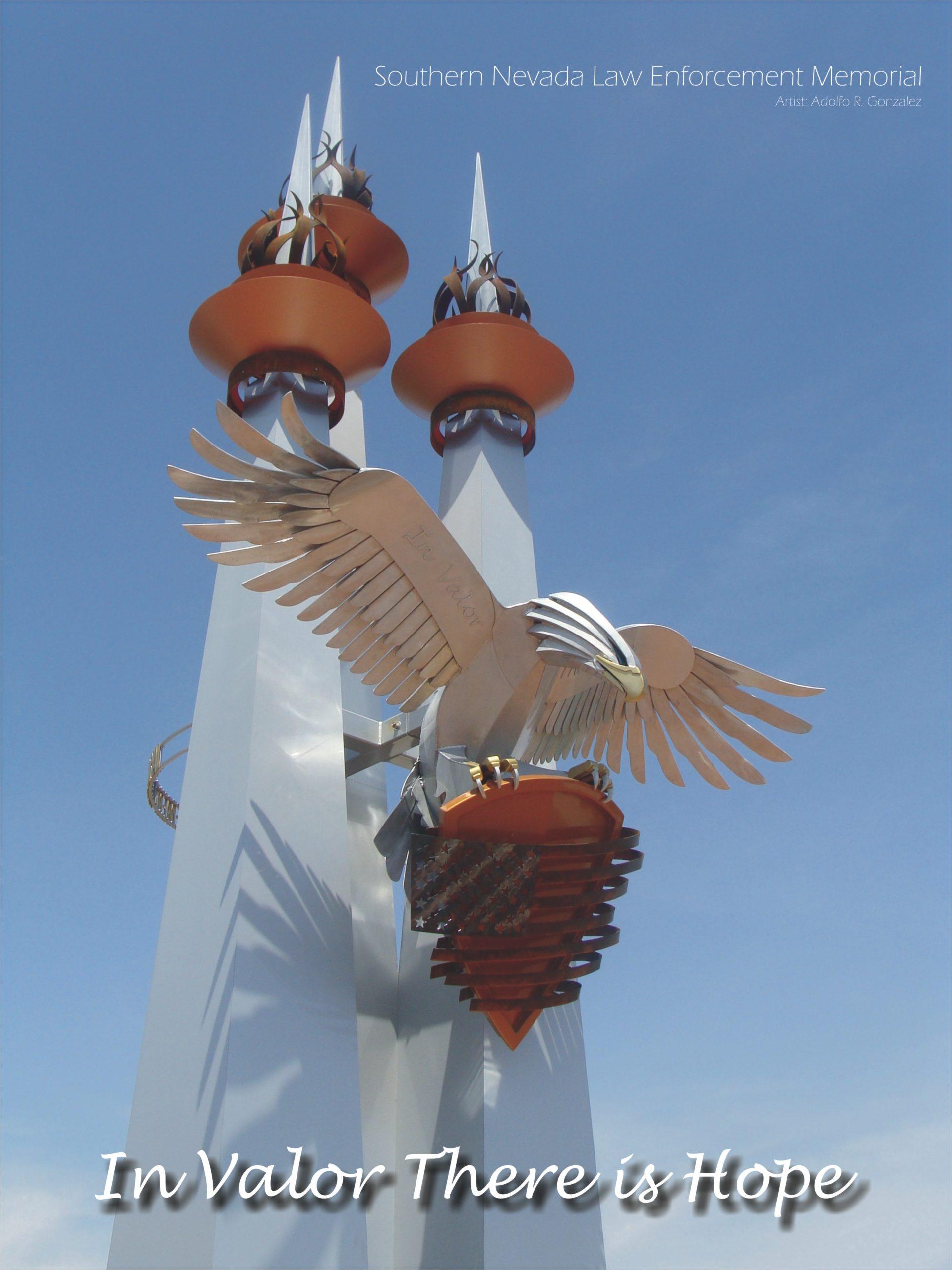 Southern Nevada Police Memorial