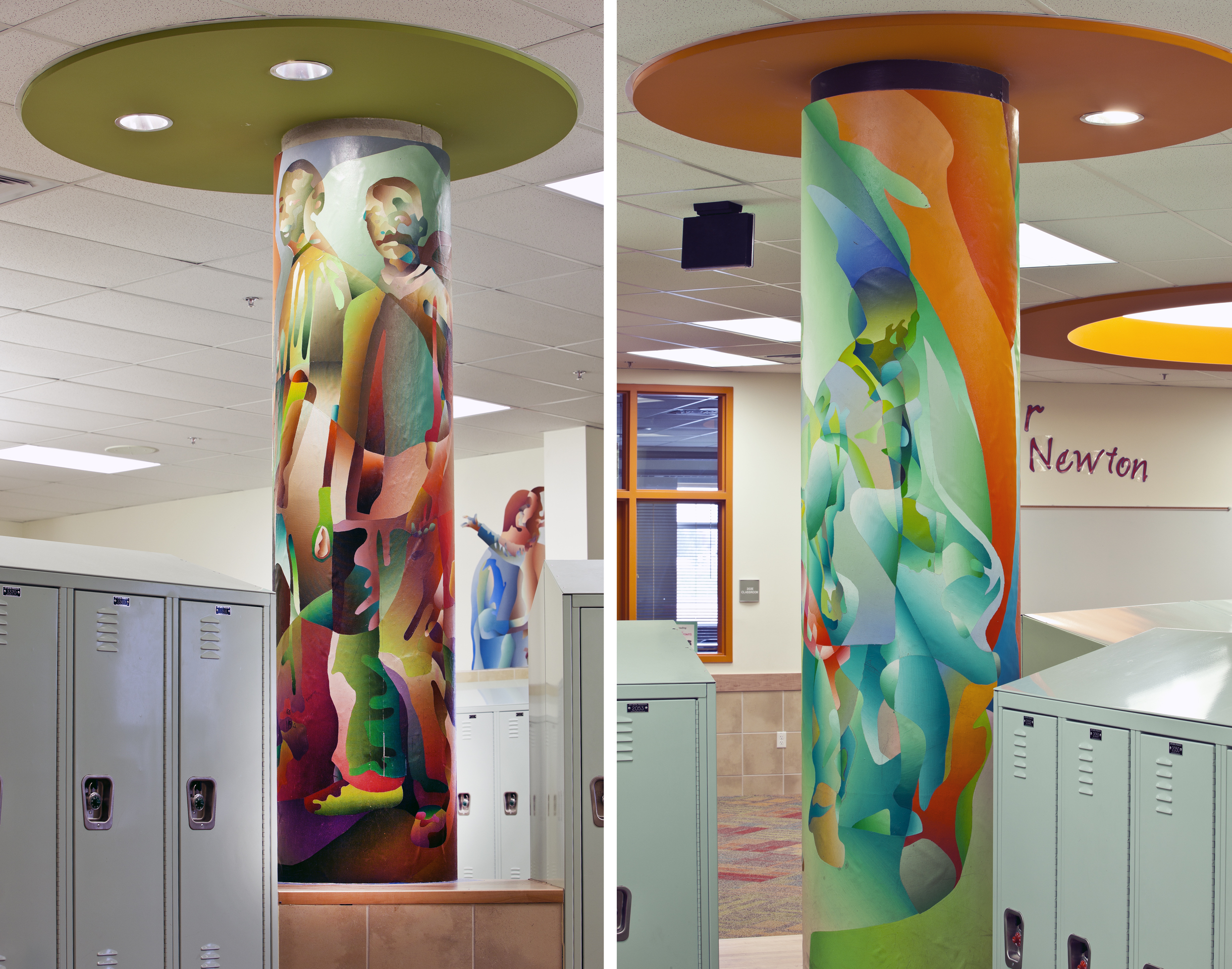 Clark Middle School, Anchorage