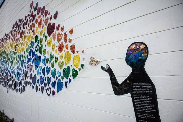 Diversity Mural Orlando