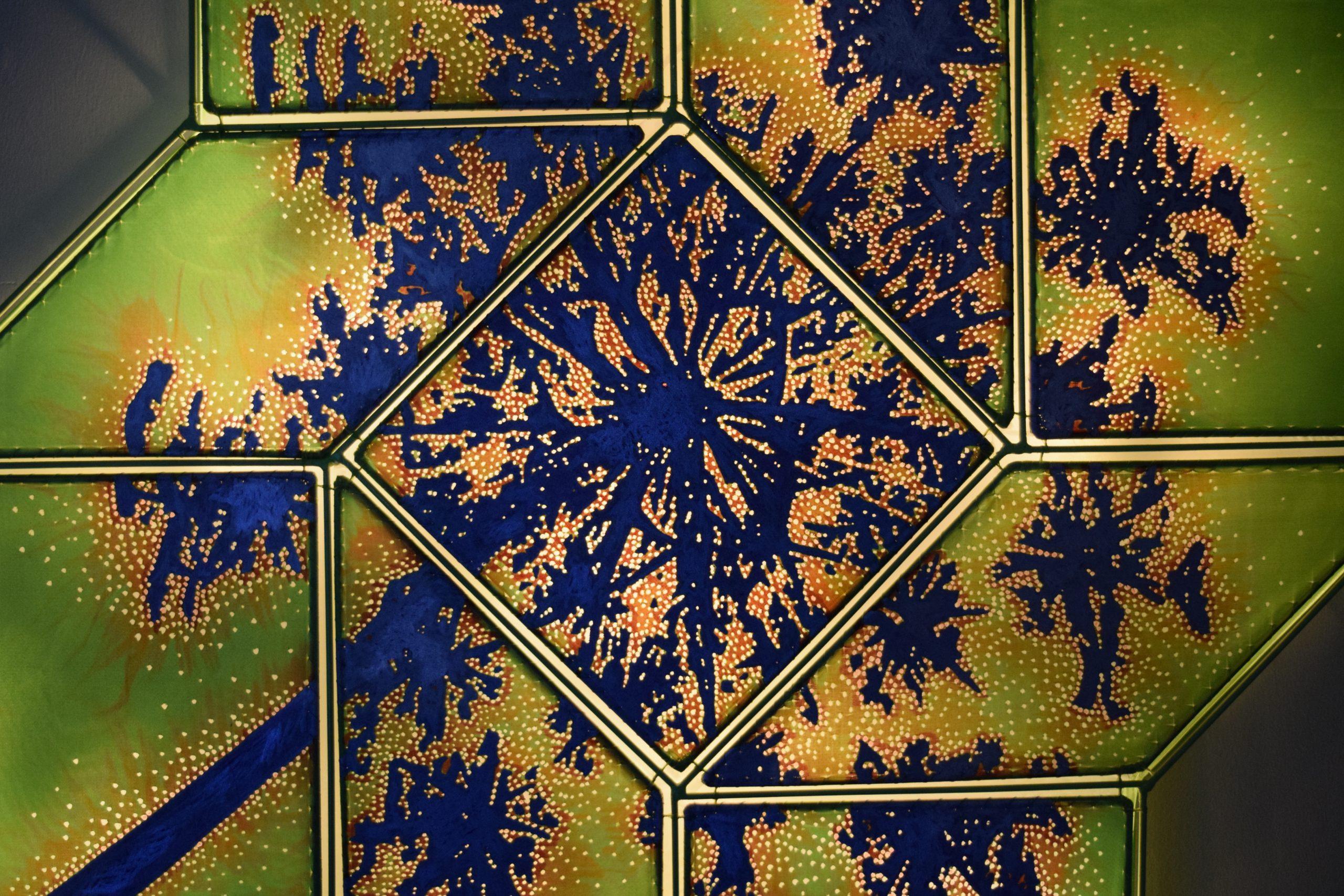 """Spring Light Tessellation"""