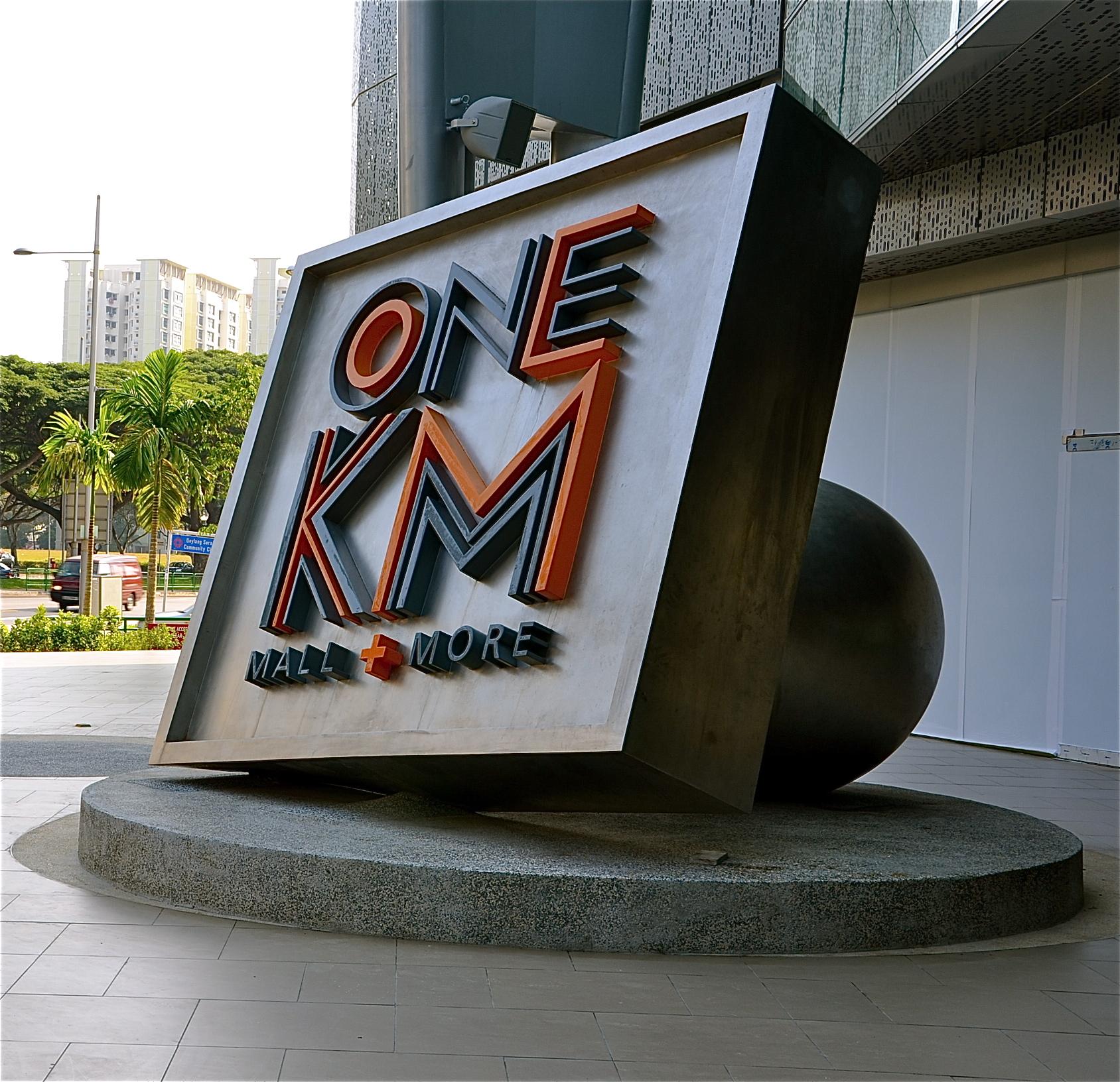 One KM