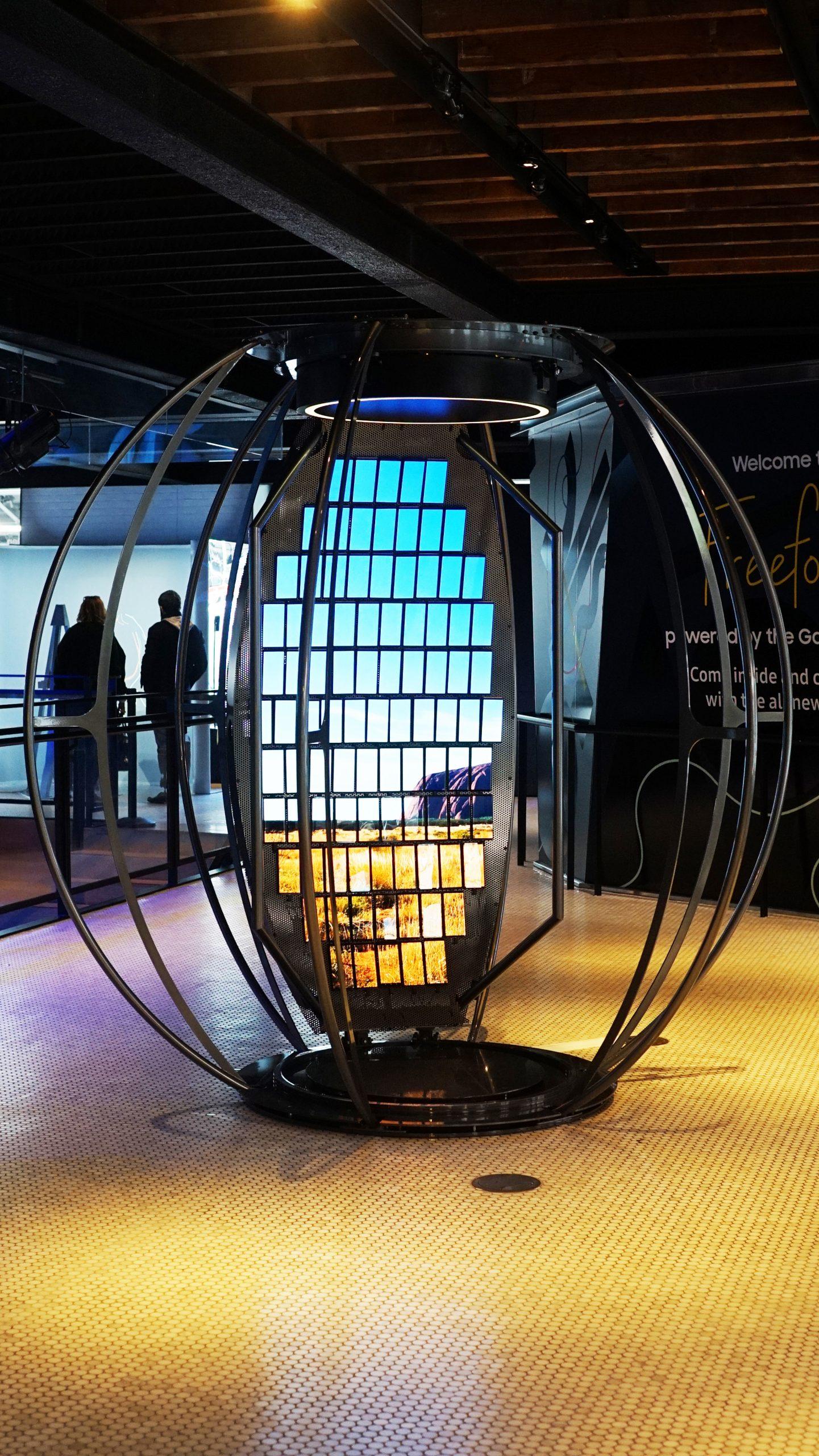 Samsung Sphere