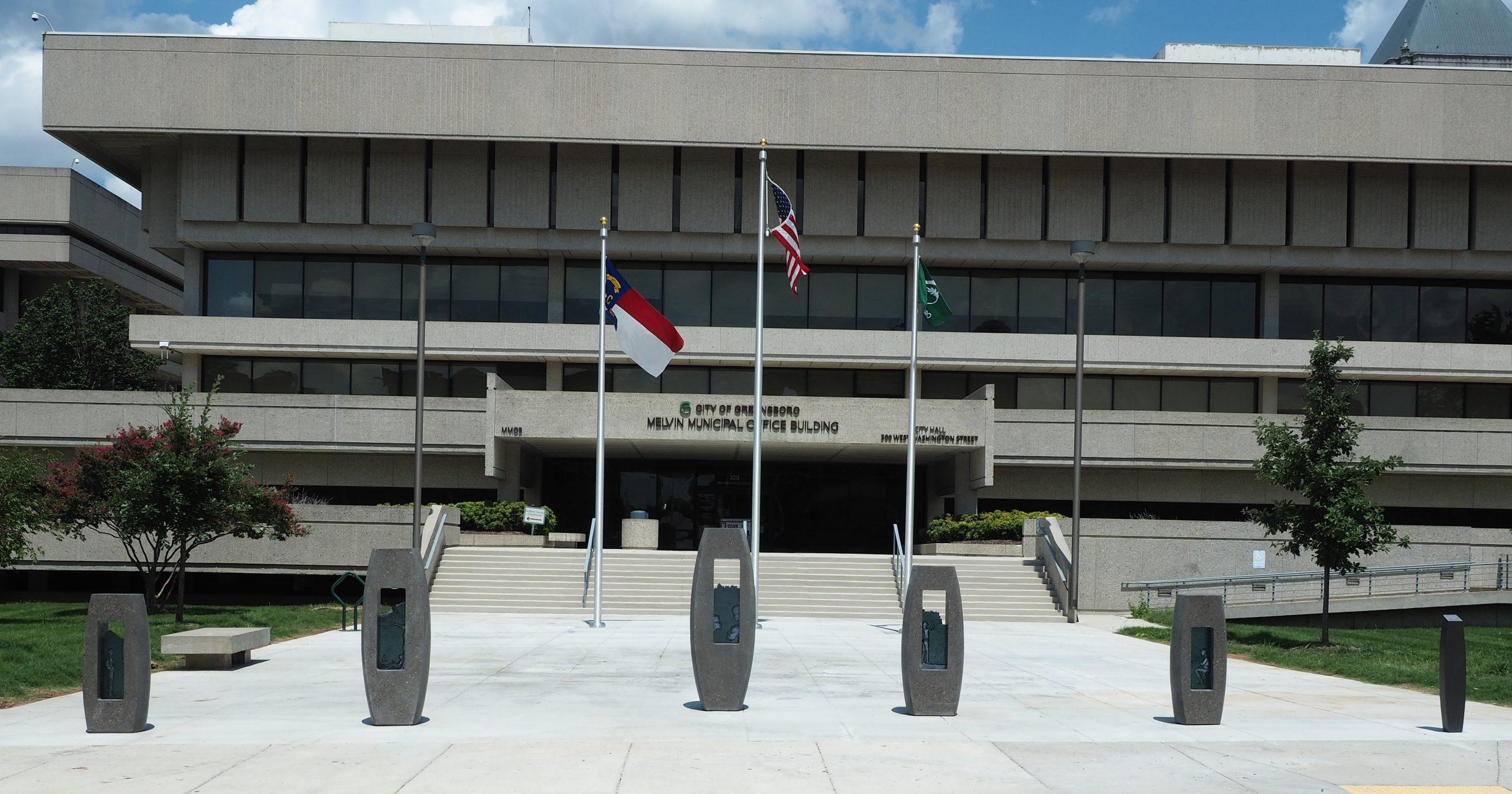 Five Hearths – Municipal Building Bollards