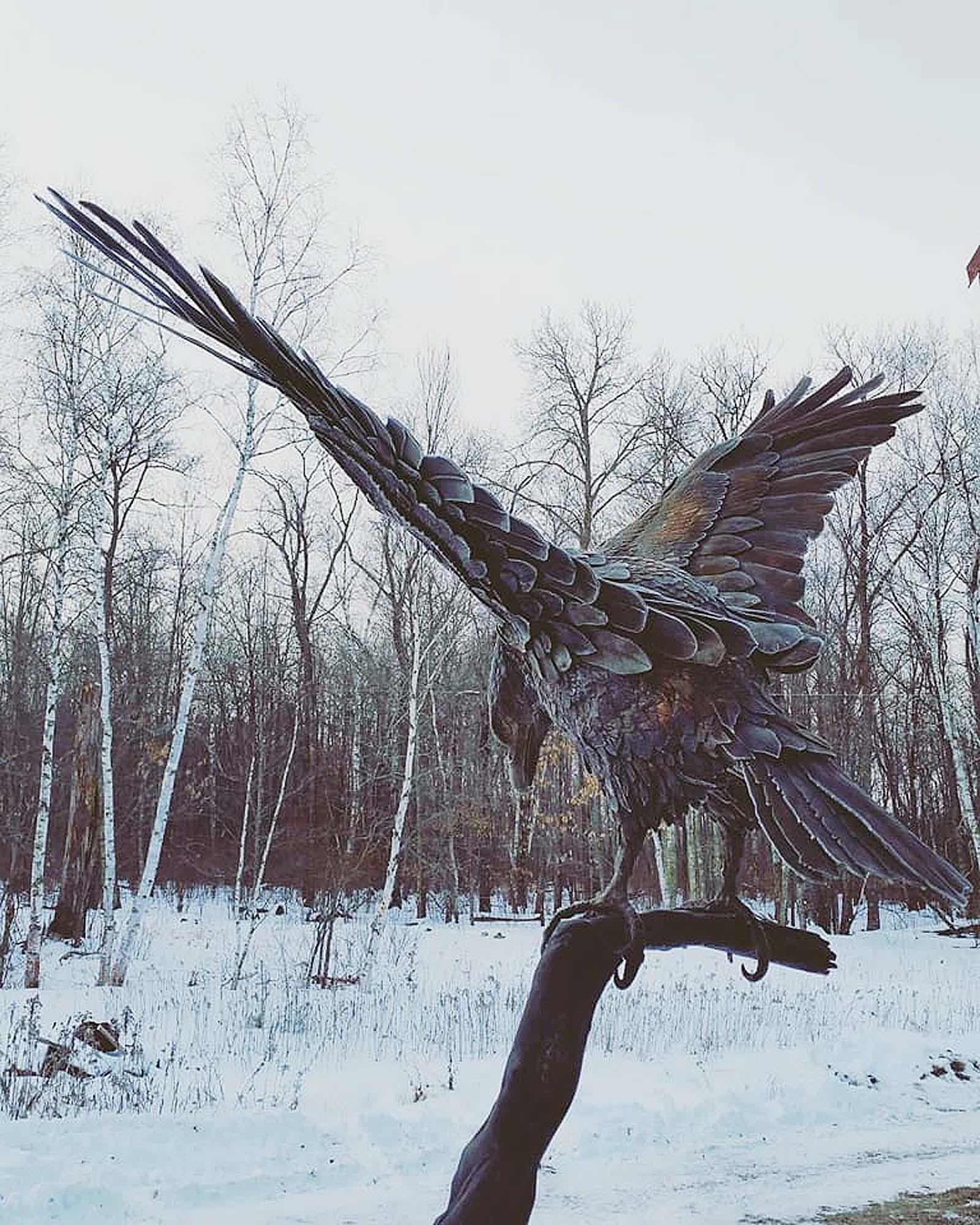 Migizi Manidoo (Ojibwe: Eagle Spirit)