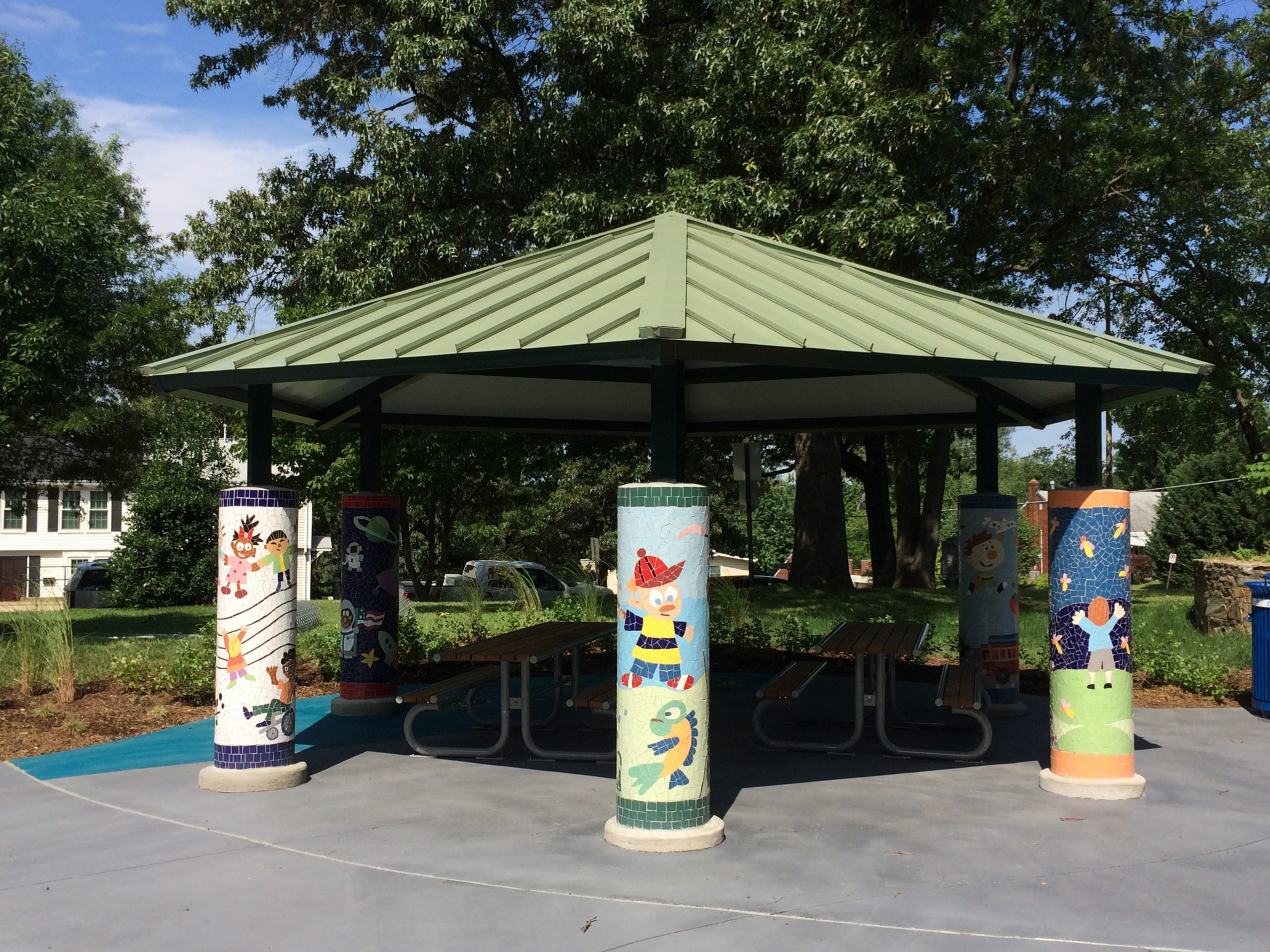 Fort Barnard Playground