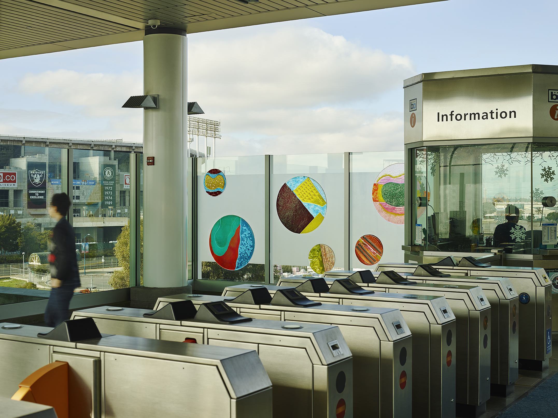 A-Round Oakland | BART Station