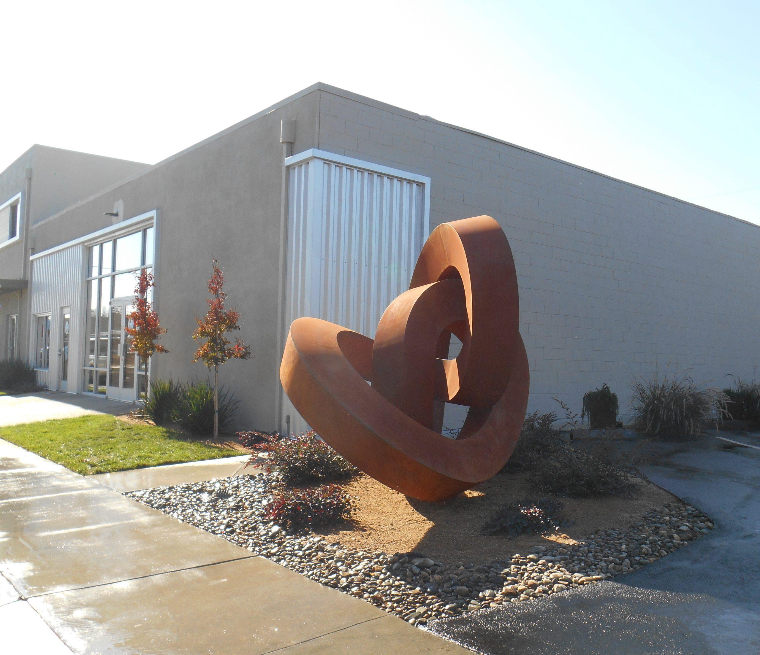 Art Complex Landscape Design