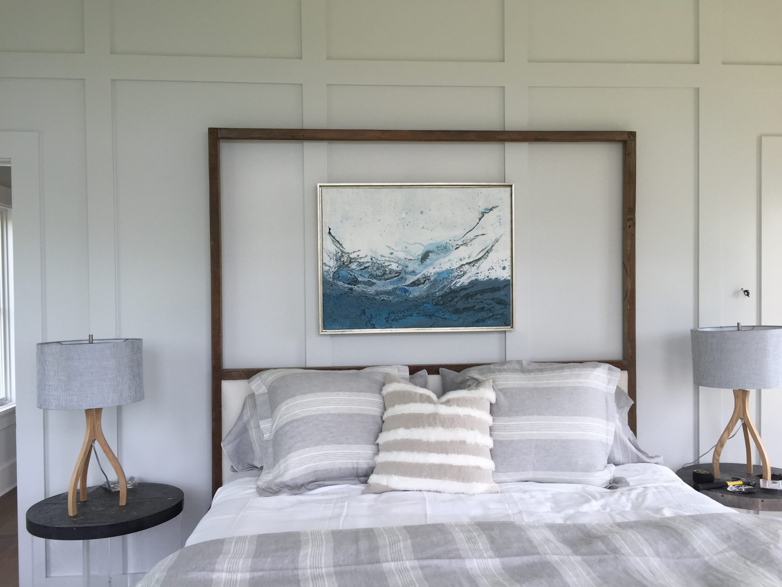 Sydney Marshman Design, wall art commissions