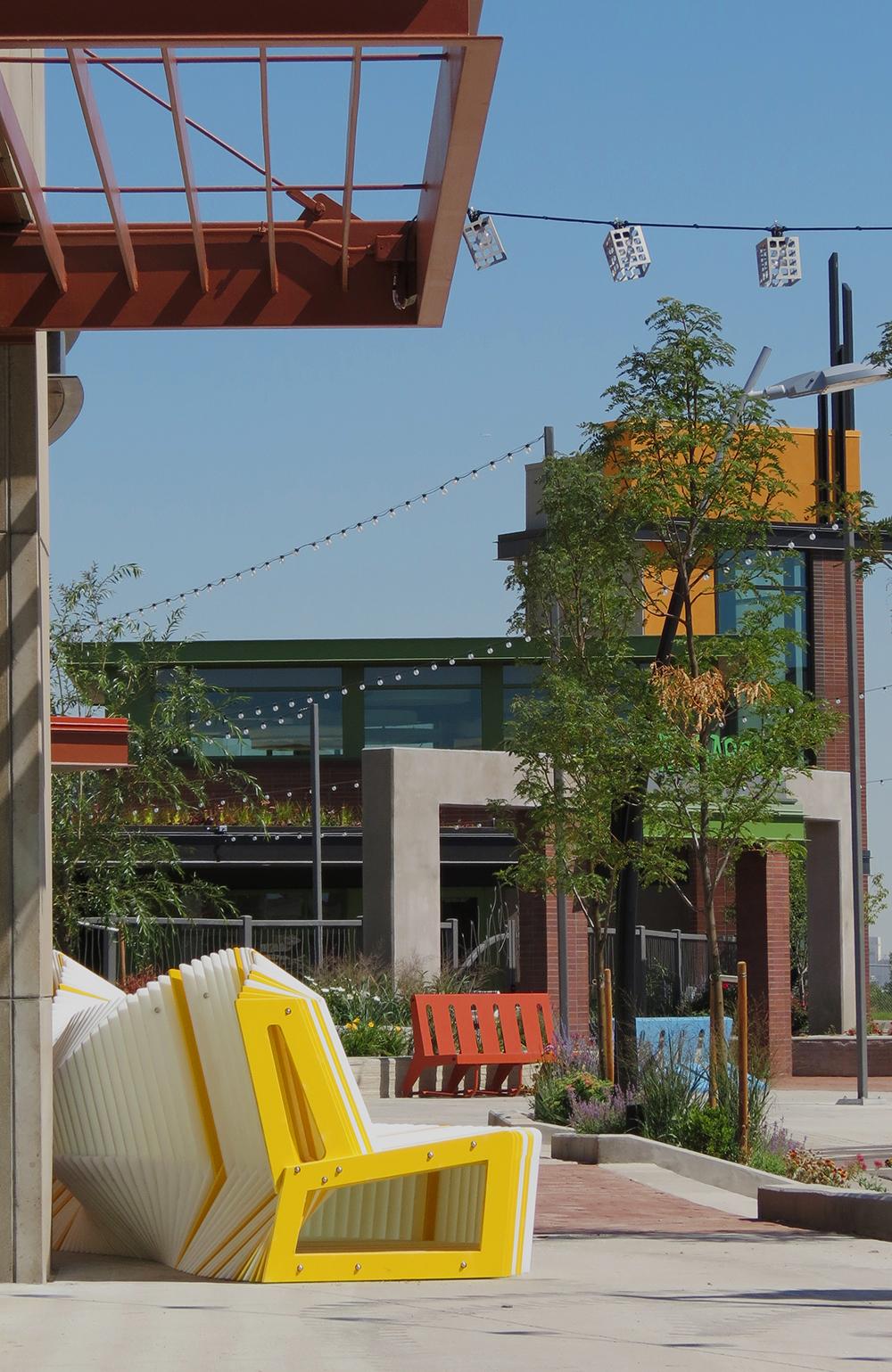Midtown Artful Outdoor Furnishings