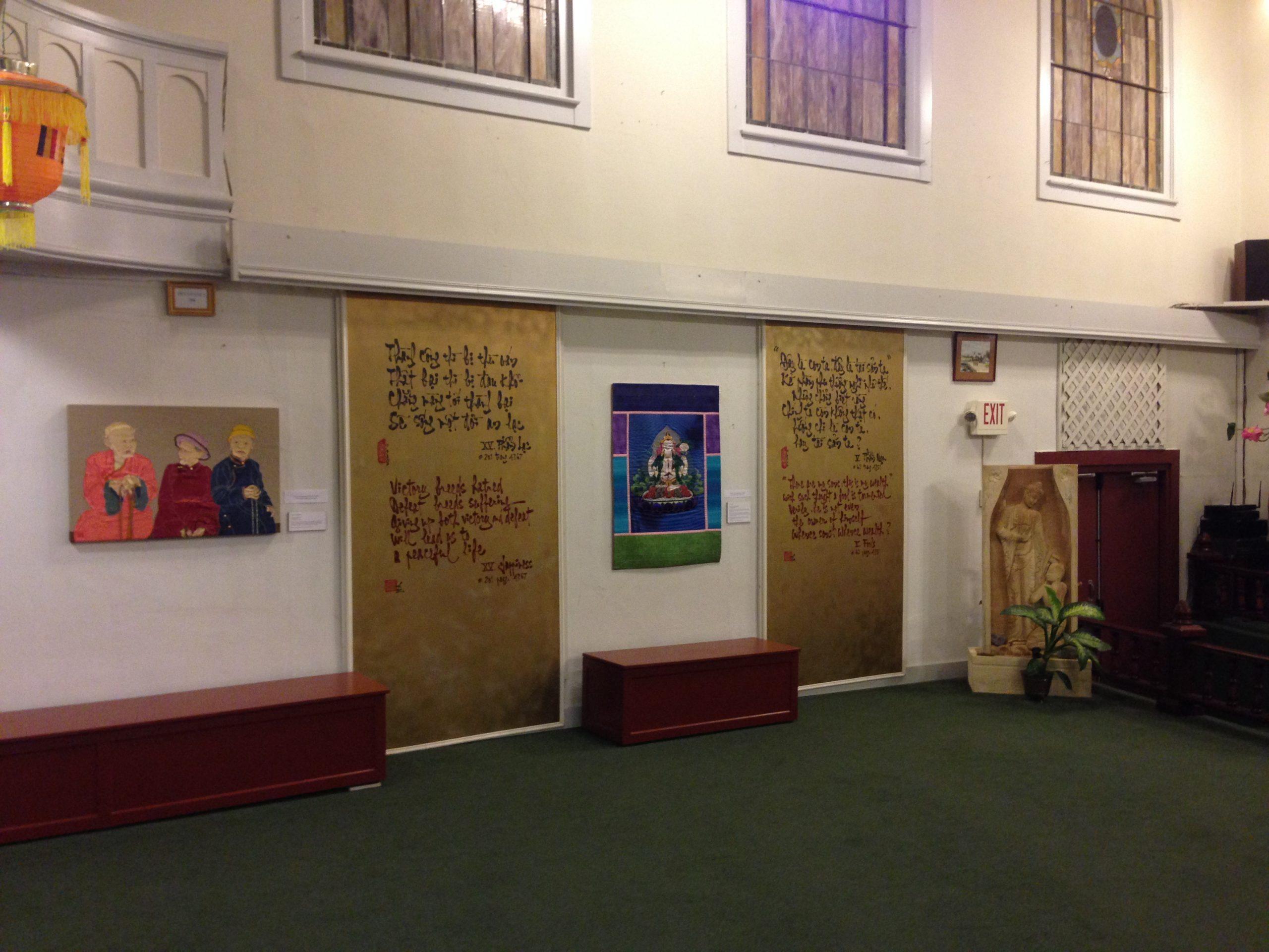 Eclectic Buddhism in Ventura