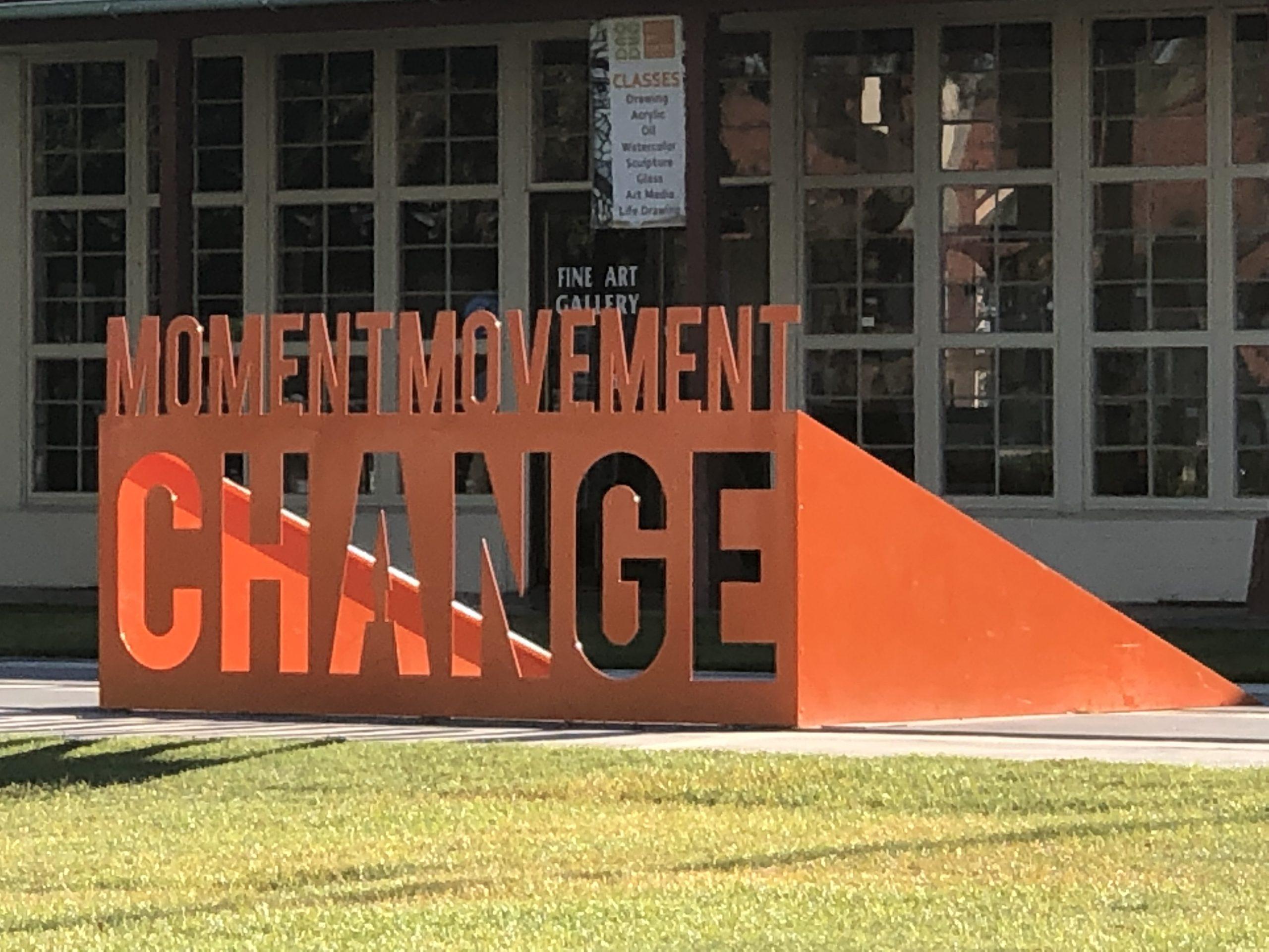 Moment Movement Change
